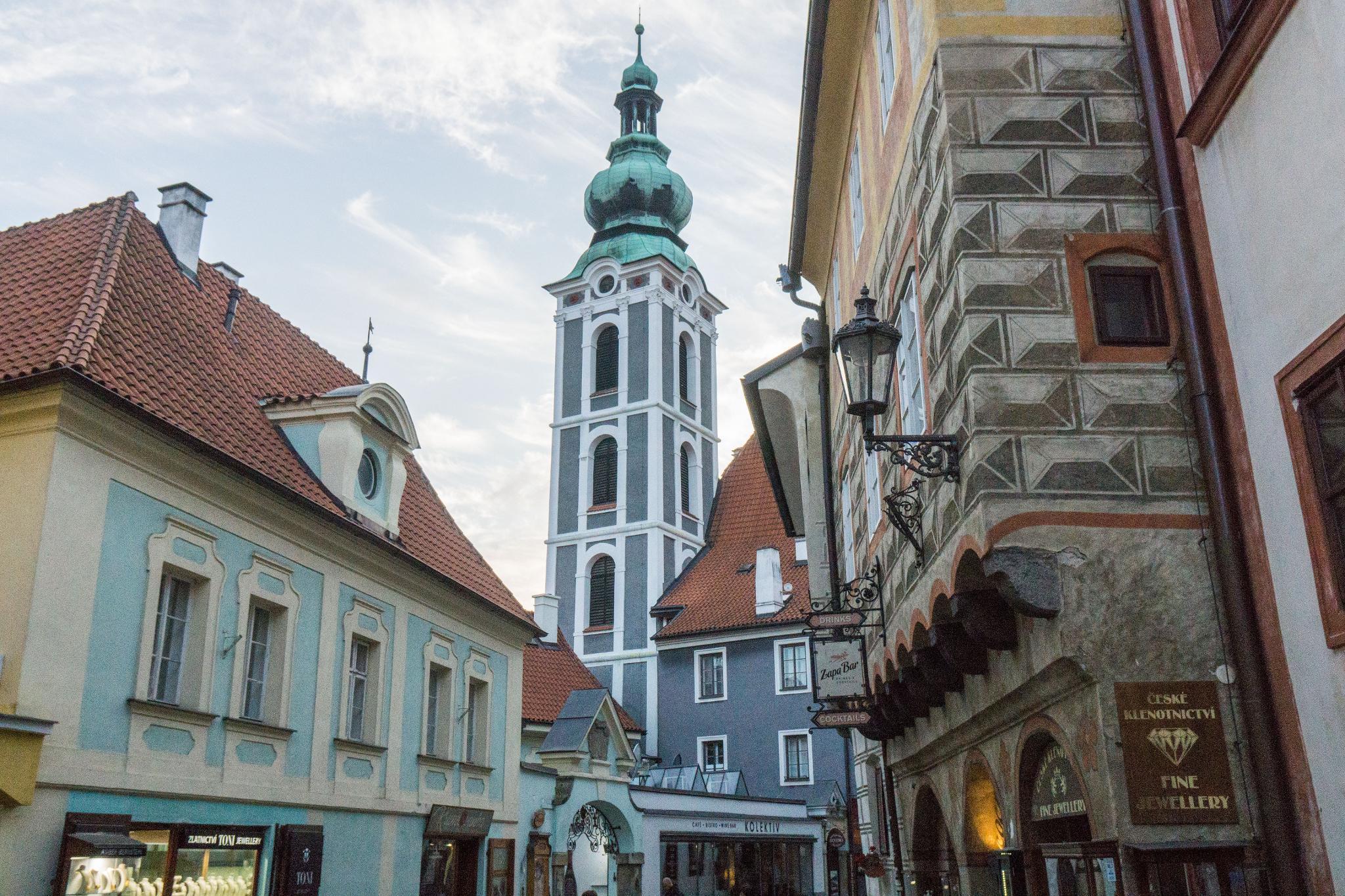【捷克】Český Krumlov 庫倫諾夫 — 穿梭最美的中世紀童話小鎮 15