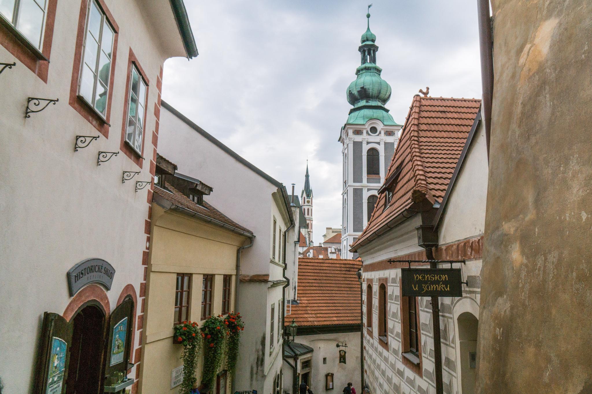 【捷克】Český Krumlov 庫倫諾夫 — 穿梭最美的中世紀童話小鎮 20