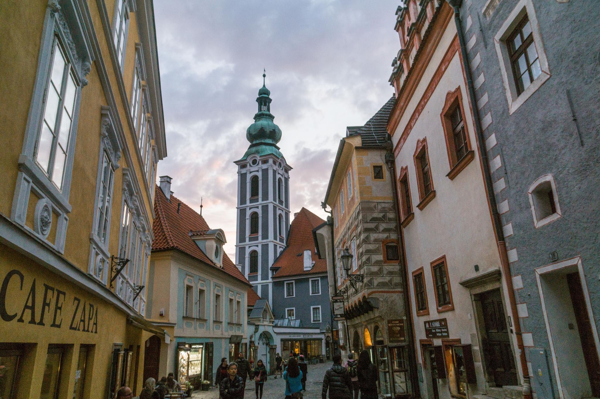 【捷克】Český Krumlov 庫倫諾夫 — 穿梭最美的中世紀童話小鎮 23