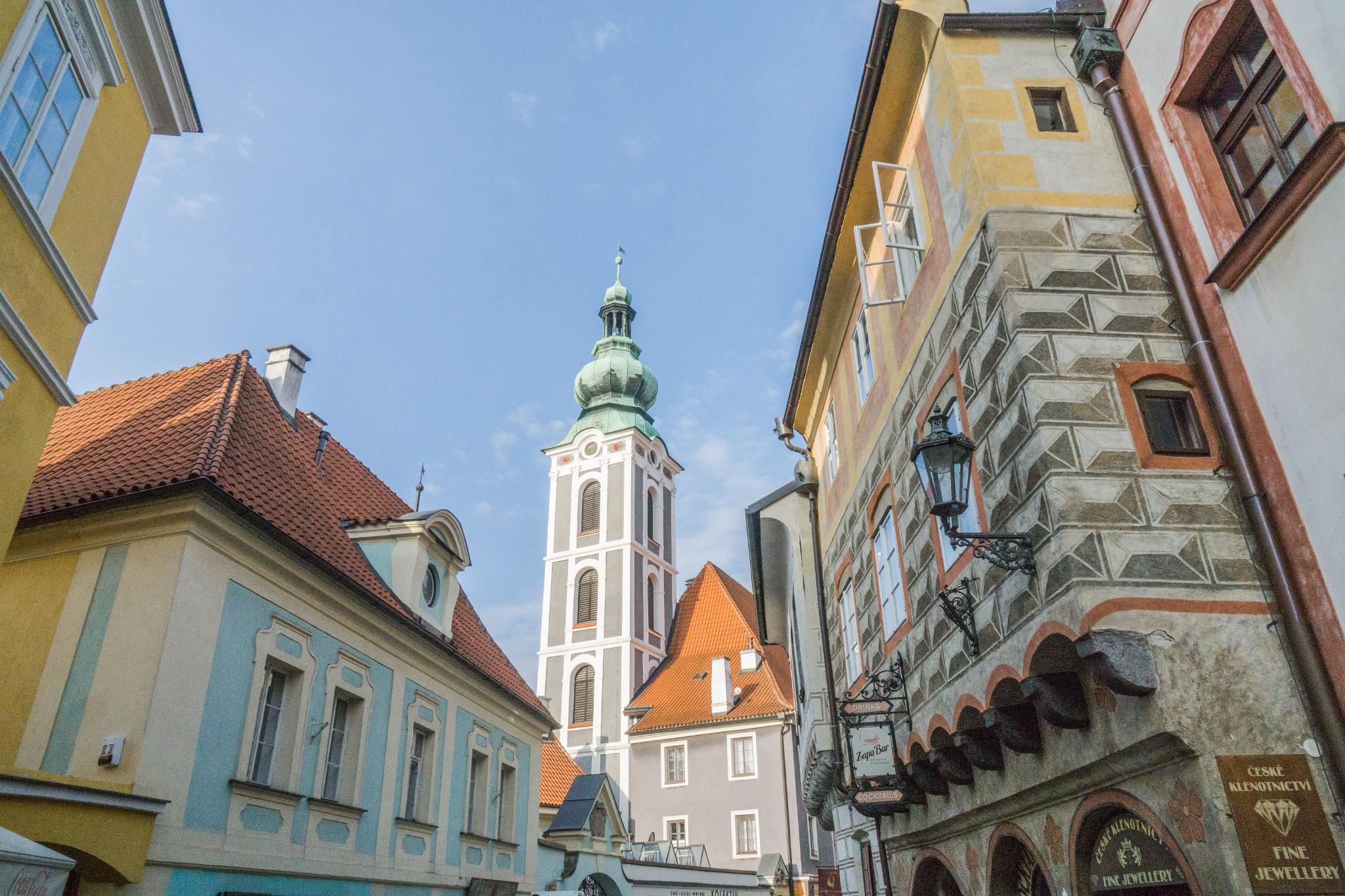 【捷克】Český Krumlov 庫倫諾夫 — 穿梭最美的中世紀童話小鎮 4