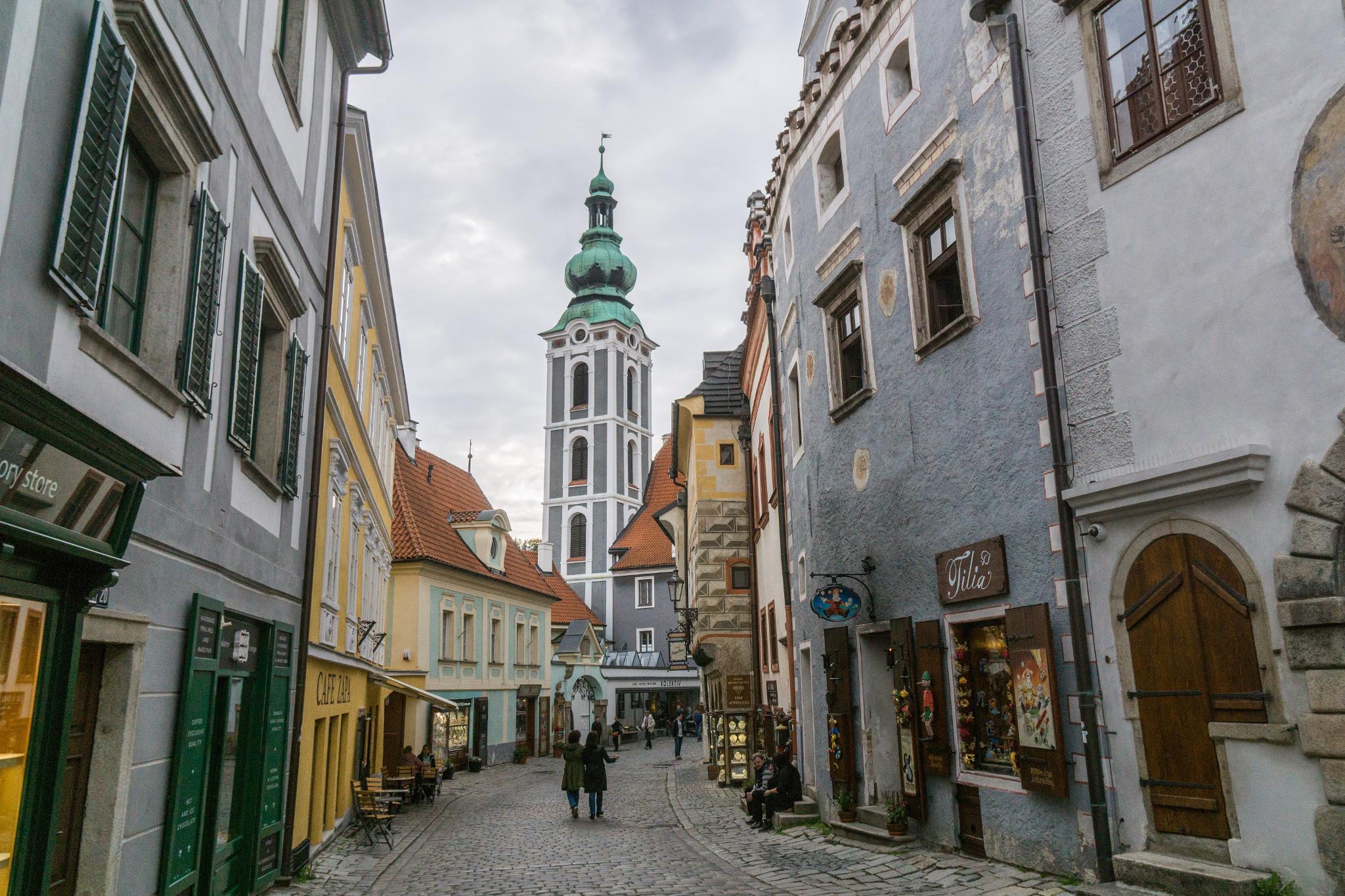 【捷克】Český Krumlov 庫倫諾夫 — 穿梭最美的中世紀童話小鎮 19