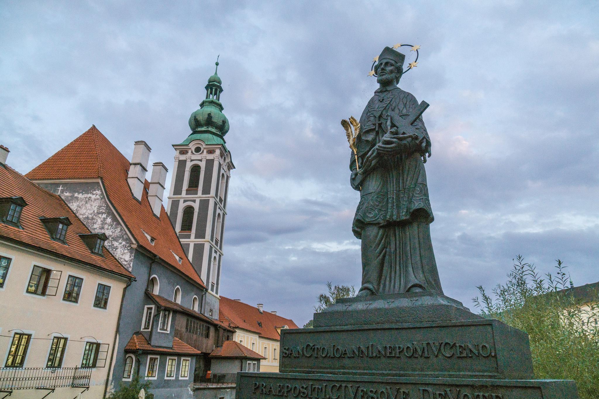 【捷克】Český Krumlov 庫倫諾夫 — 穿梭最美的中世紀童話小鎮 22
