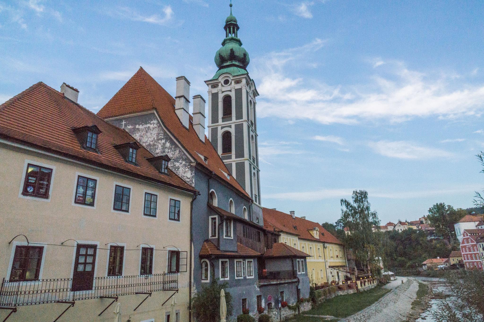 【捷克】Český Krumlov 庫倫諾夫 — 穿梭最美的中世紀童話小鎮 21