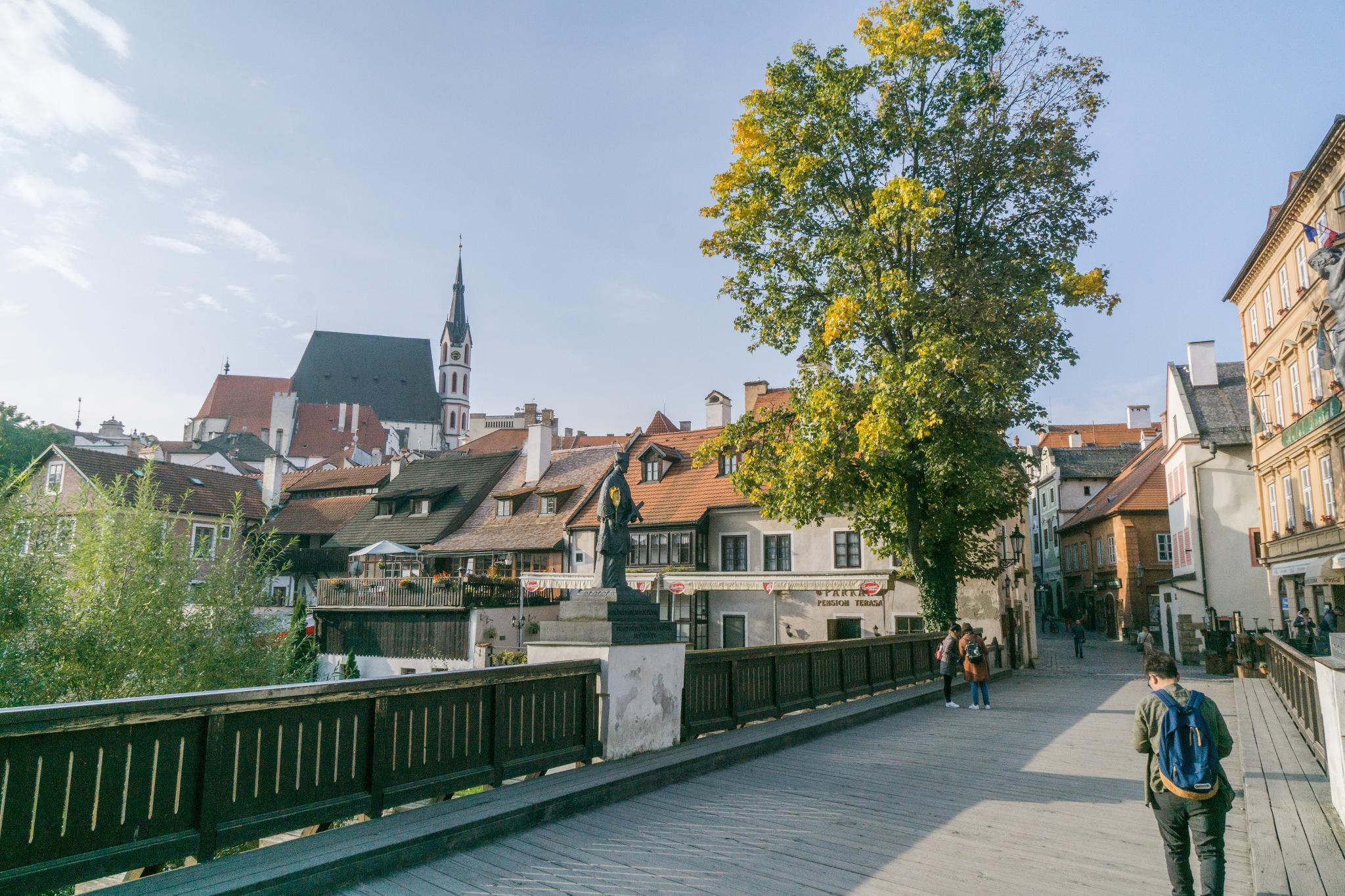 【捷克】Český Krumlov 庫倫諾夫 — 穿梭最美的中世紀童話小鎮 24