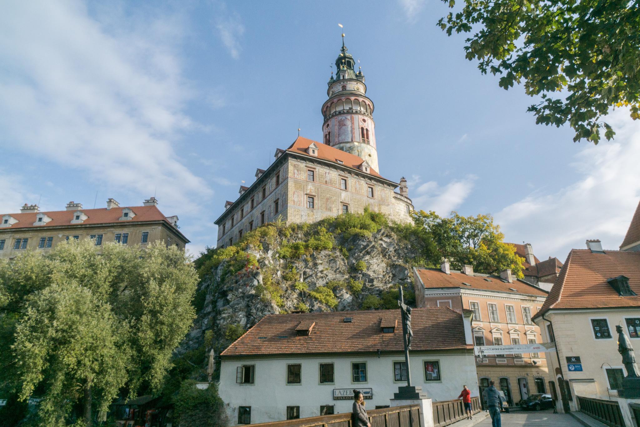 【捷克】Český Krumlov 庫倫諾夫 — 穿梭最美的中世紀童話小鎮 25