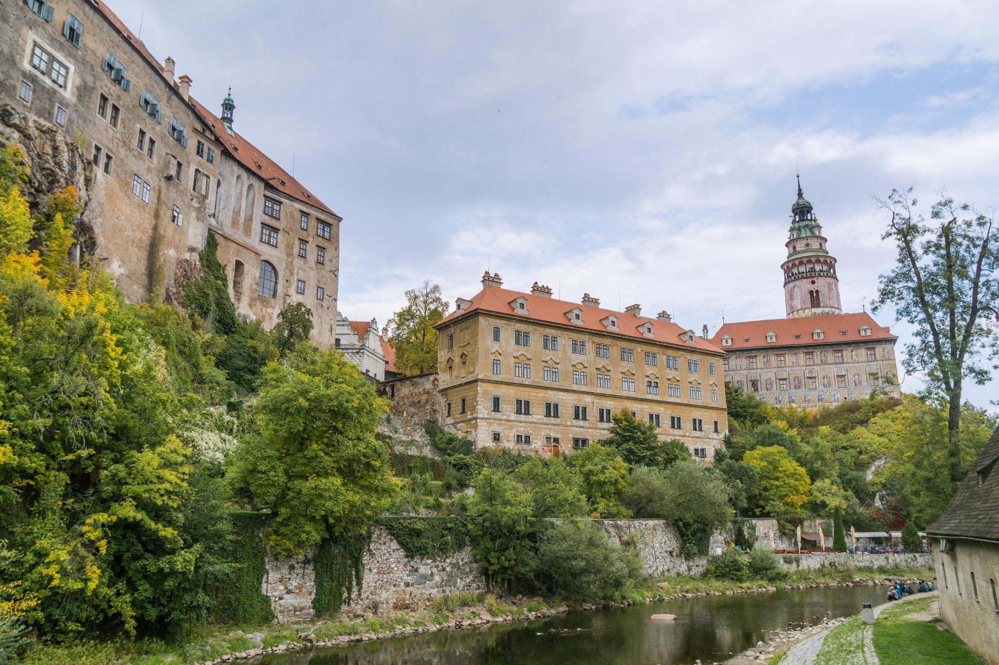 【捷克】Český Krumlov 庫倫諾夫 — 穿梭最美的中世紀童話小鎮 26