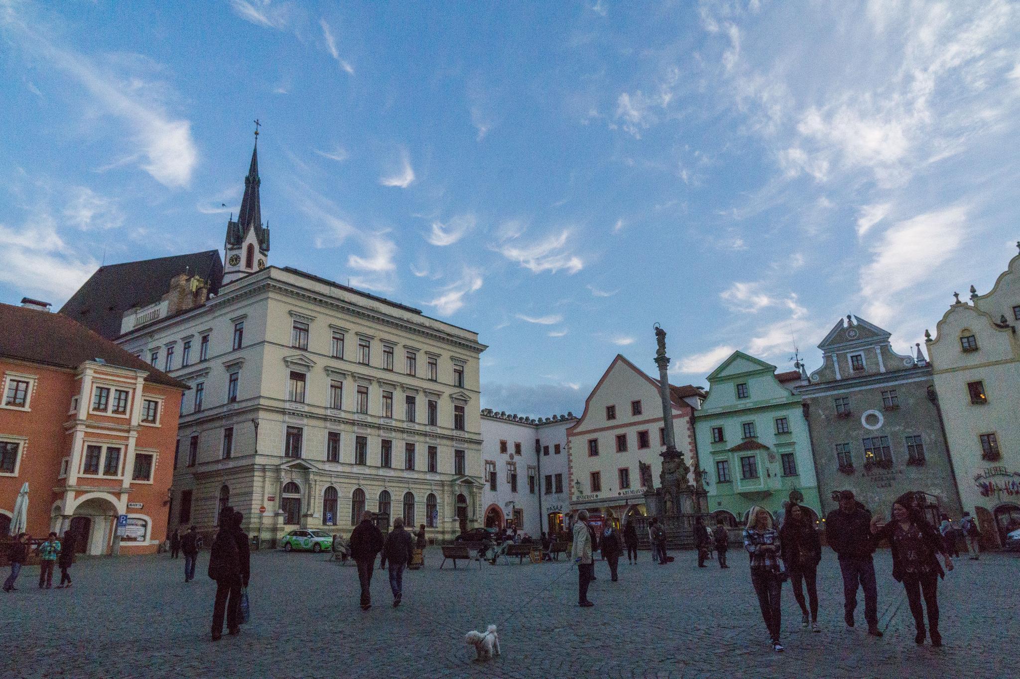 【捷克】Český Krumlov 庫倫諾夫 — 穿梭最美的中世紀童話小鎮 34
