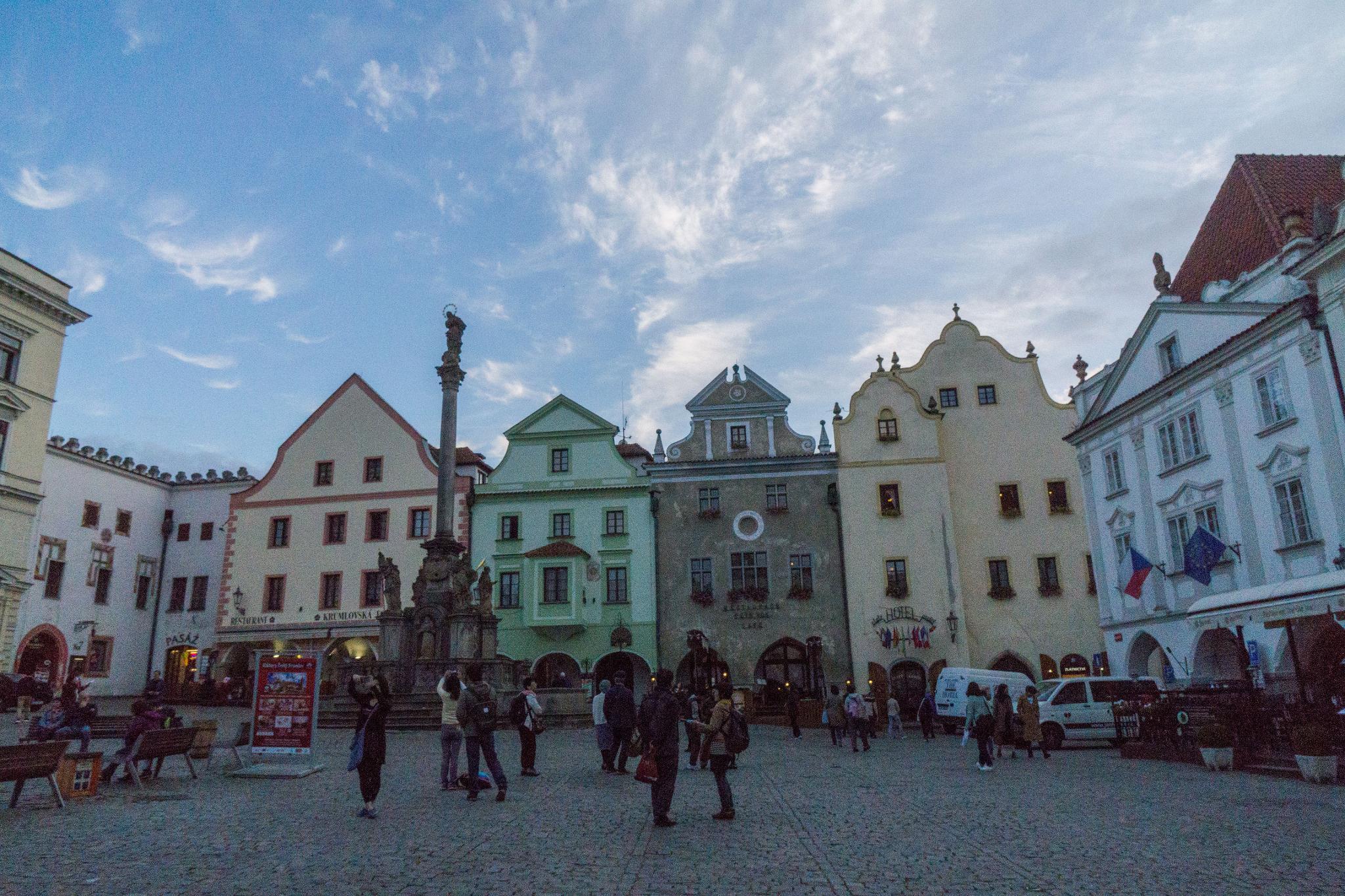 【捷克】Český Krumlov 庫倫諾夫 — 穿梭最美的中世紀童話小鎮 33