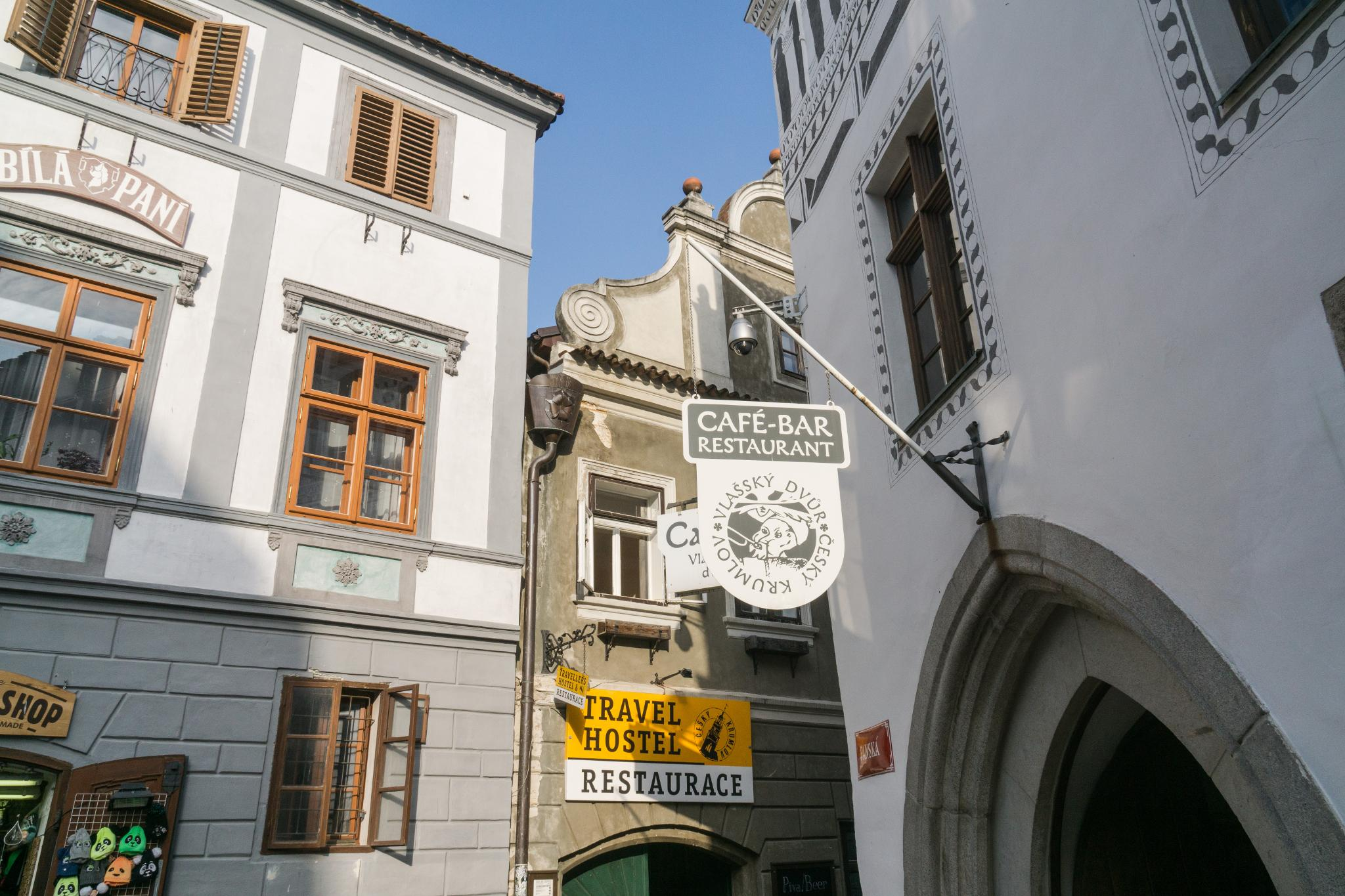 【捷克】Český Krumlov 庫倫諾夫 — 穿梭最美的中世紀童話小鎮 35