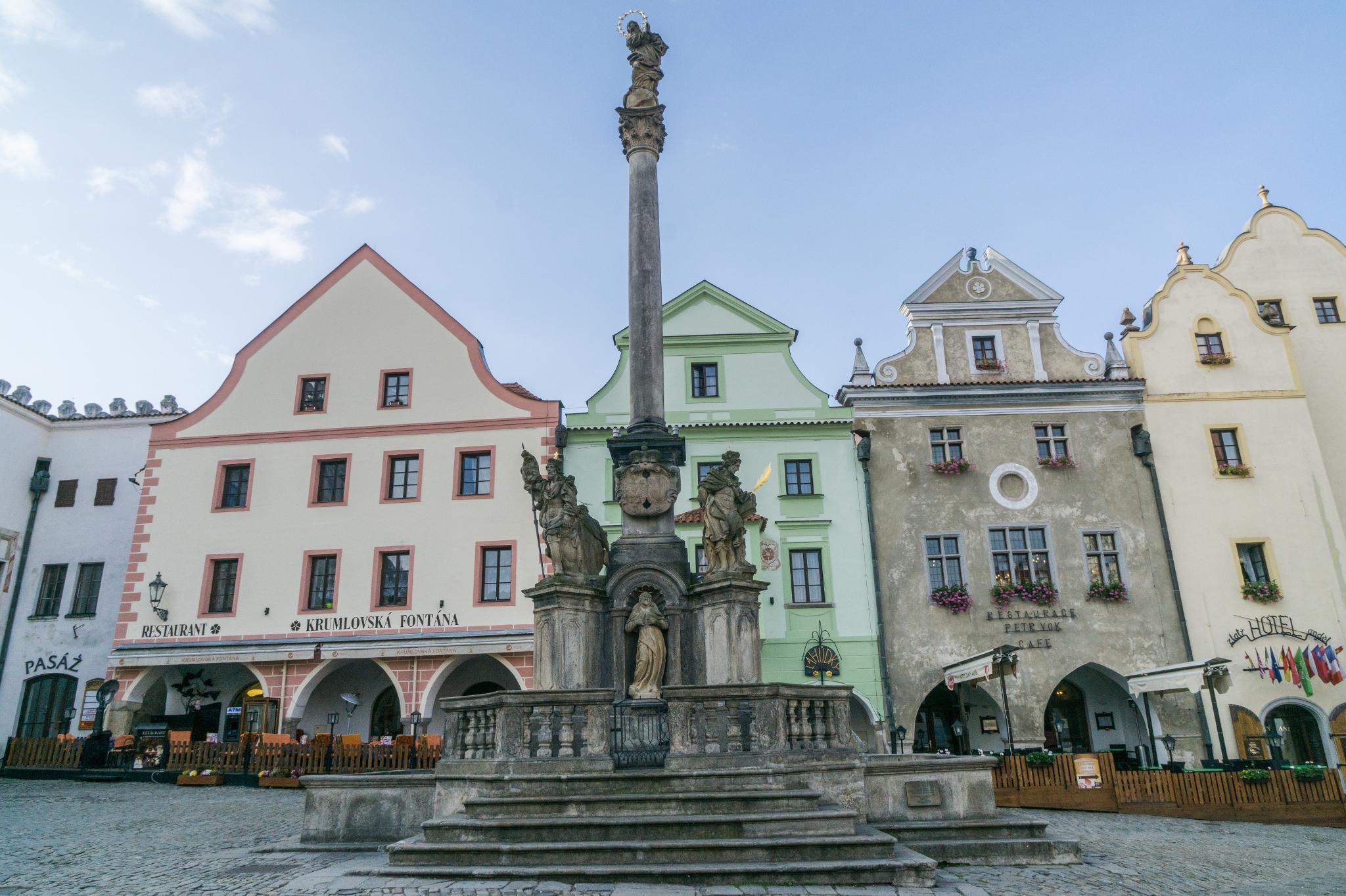 【捷克】Český Krumlov 庫倫諾夫 — 穿梭最美的中世紀童話小鎮 32
