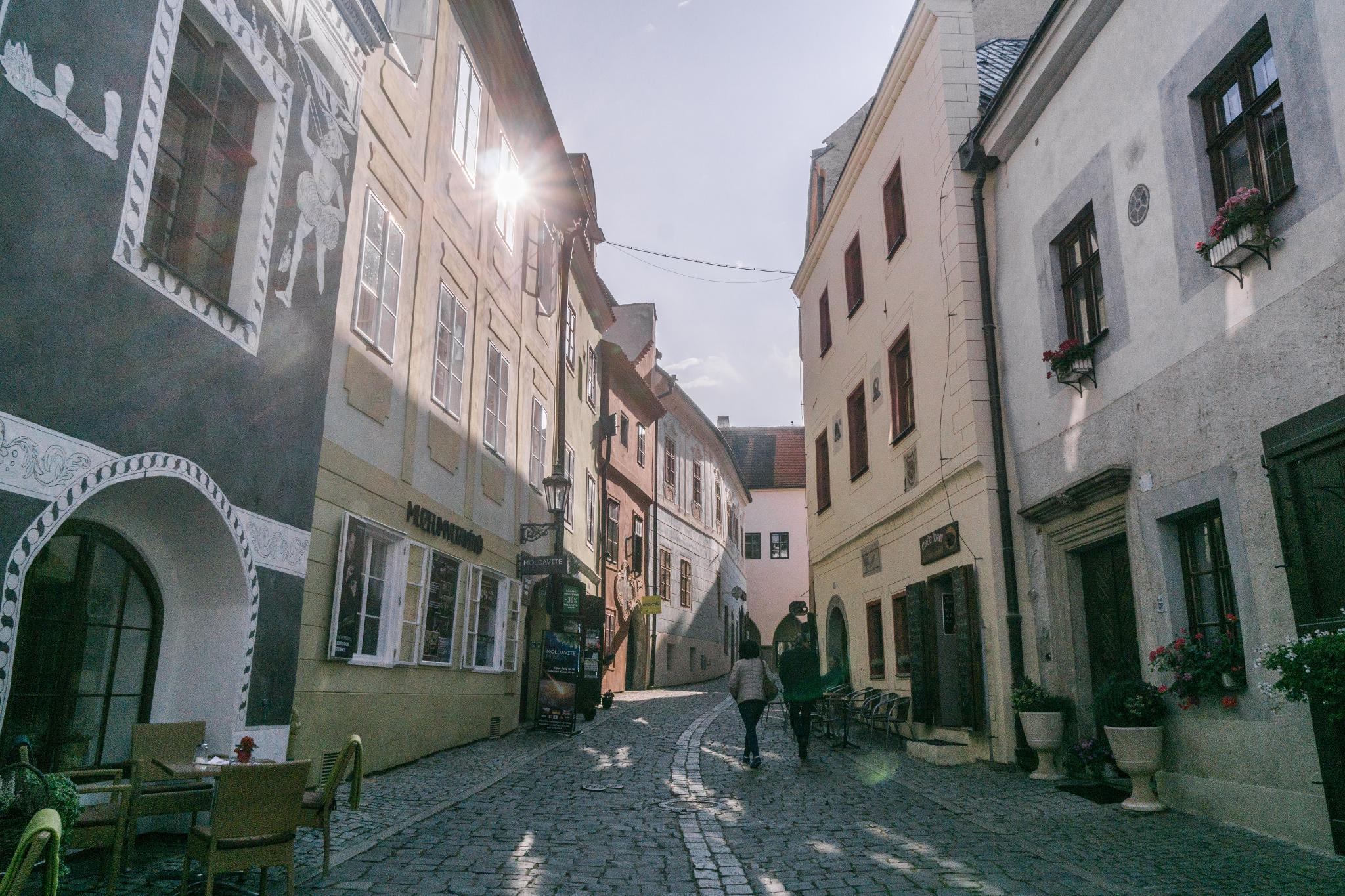 【捷克】Český Krumlov 庫倫諾夫 — 穿梭最美的中世紀童話小鎮 36