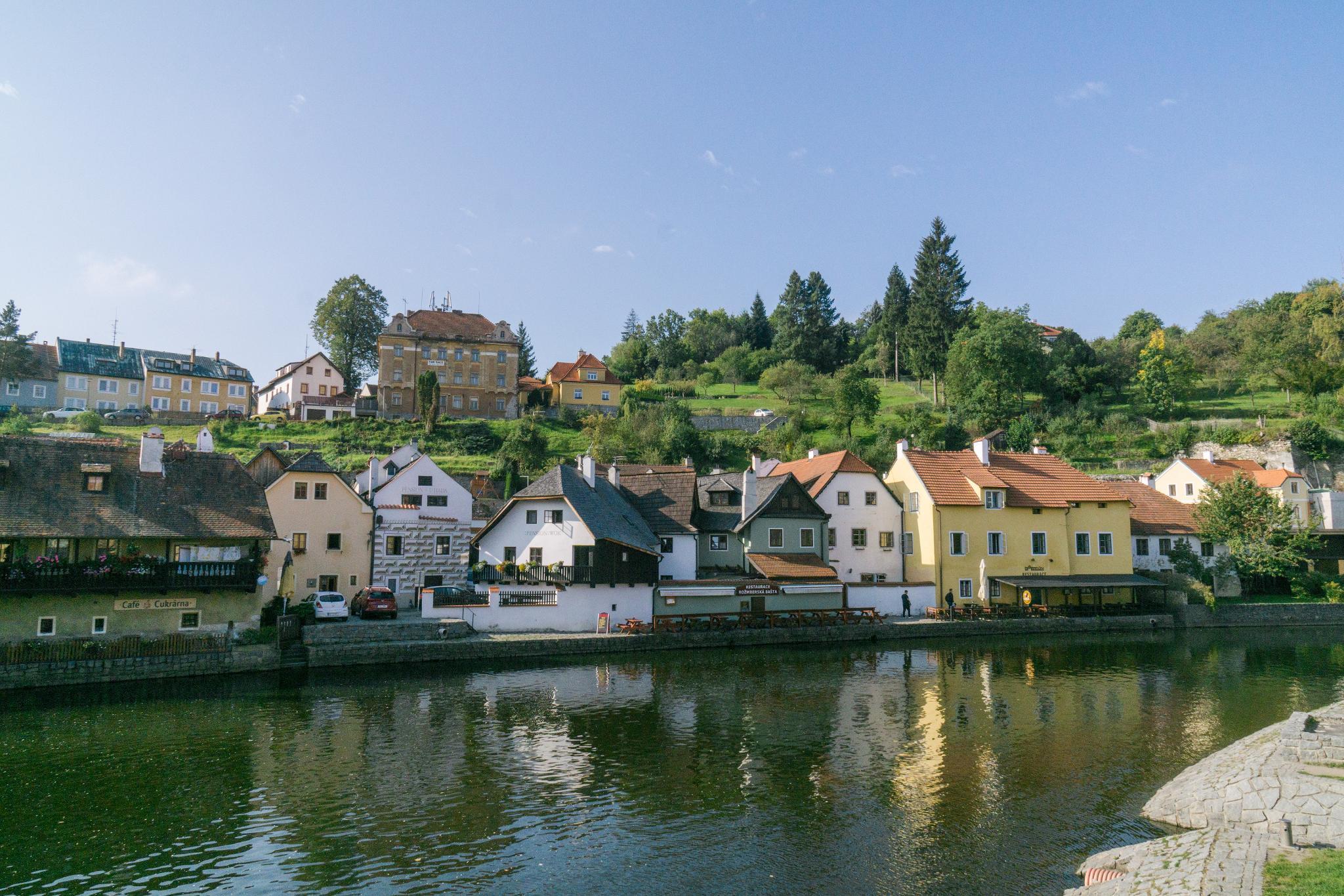 【捷克】Český Krumlov 庫倫諾夫 — 穿梭最美的中世紀童話小鎮 40