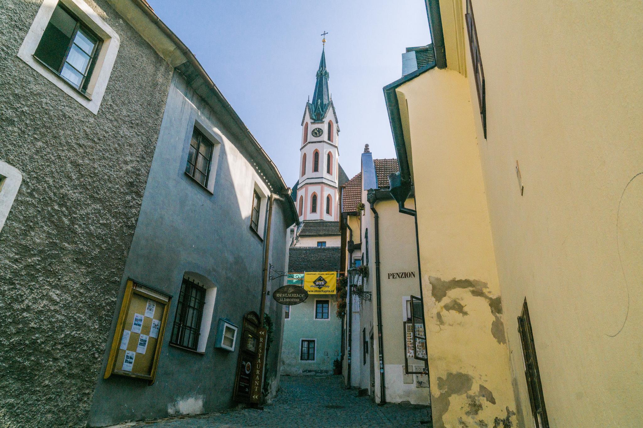 【捷克】Český Krumlov 庫倫諾夫 — 穿梭最美的中世紀童話小鎮 39