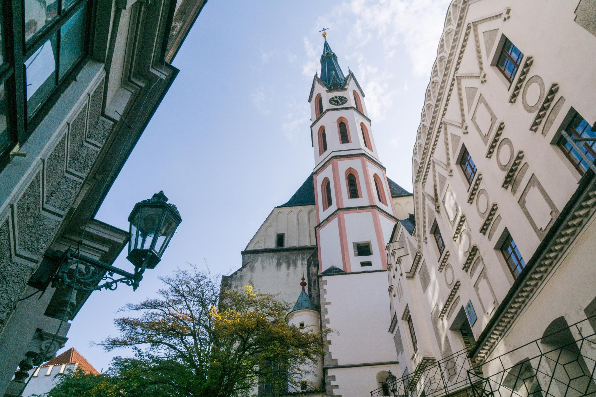 【捷克】Český Krumlov 庫倫諾夫 — 穿梭最美的中世紀童話小鎮 38