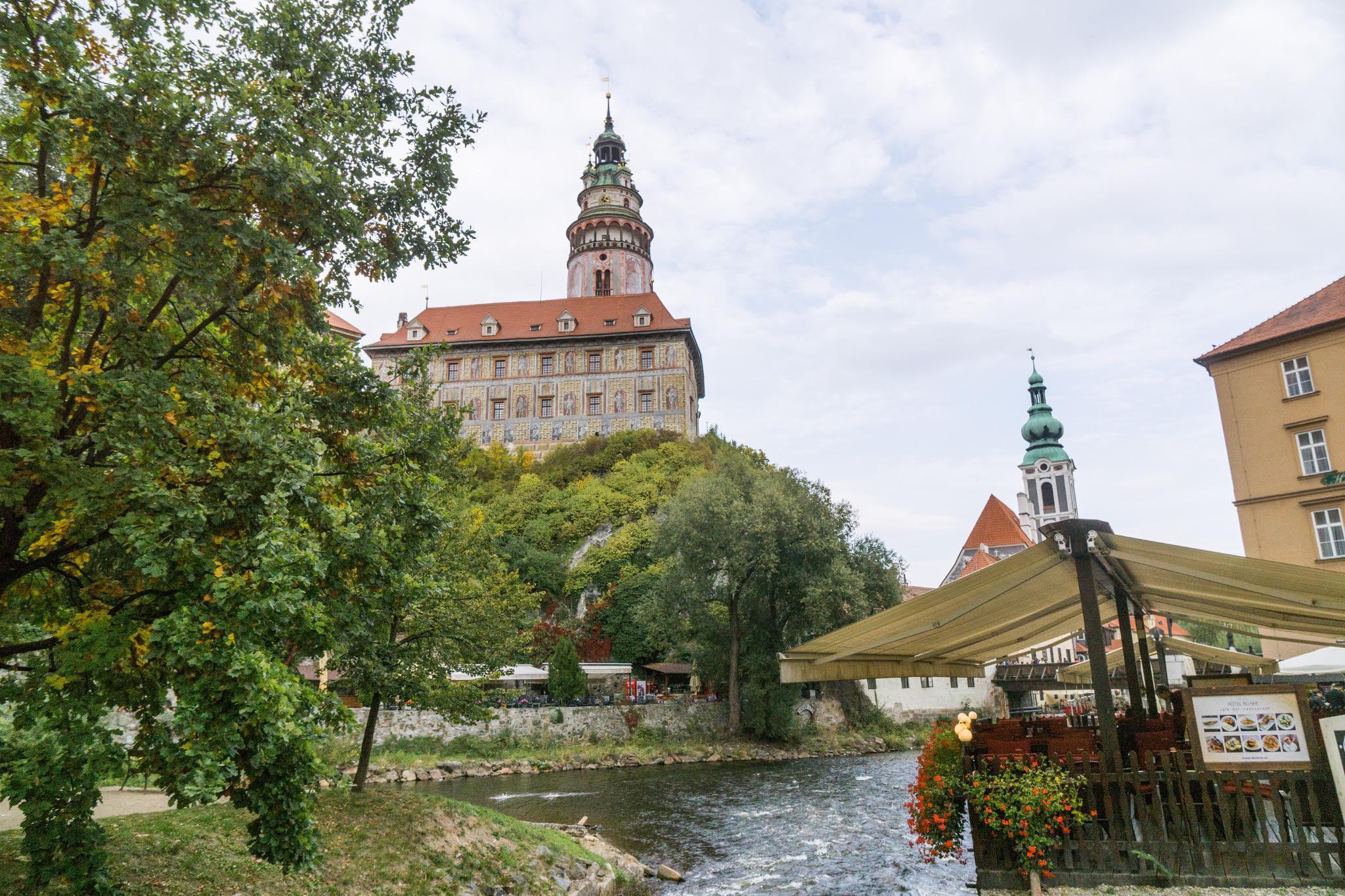 【捷克】Český Krumlov 庫倫諾夫 — 穿梭最美的中世紀童話小鎮 41