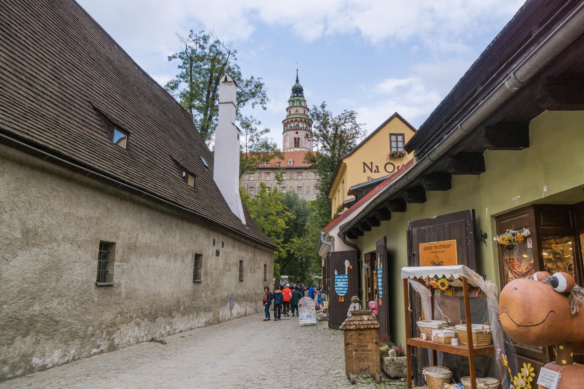 【捷克】Český Krumlov 庫倫諾夫 — 穿梭最美的中世紀童話小鎮 45