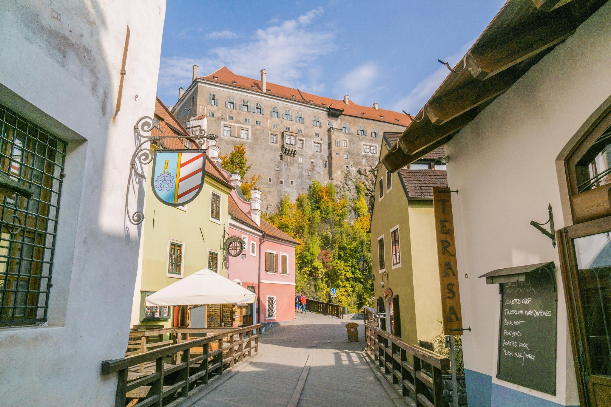 【捷克】Český Krumlov 庫倫諾夫 — 穿梭最美的中世紀童話小鎮 43