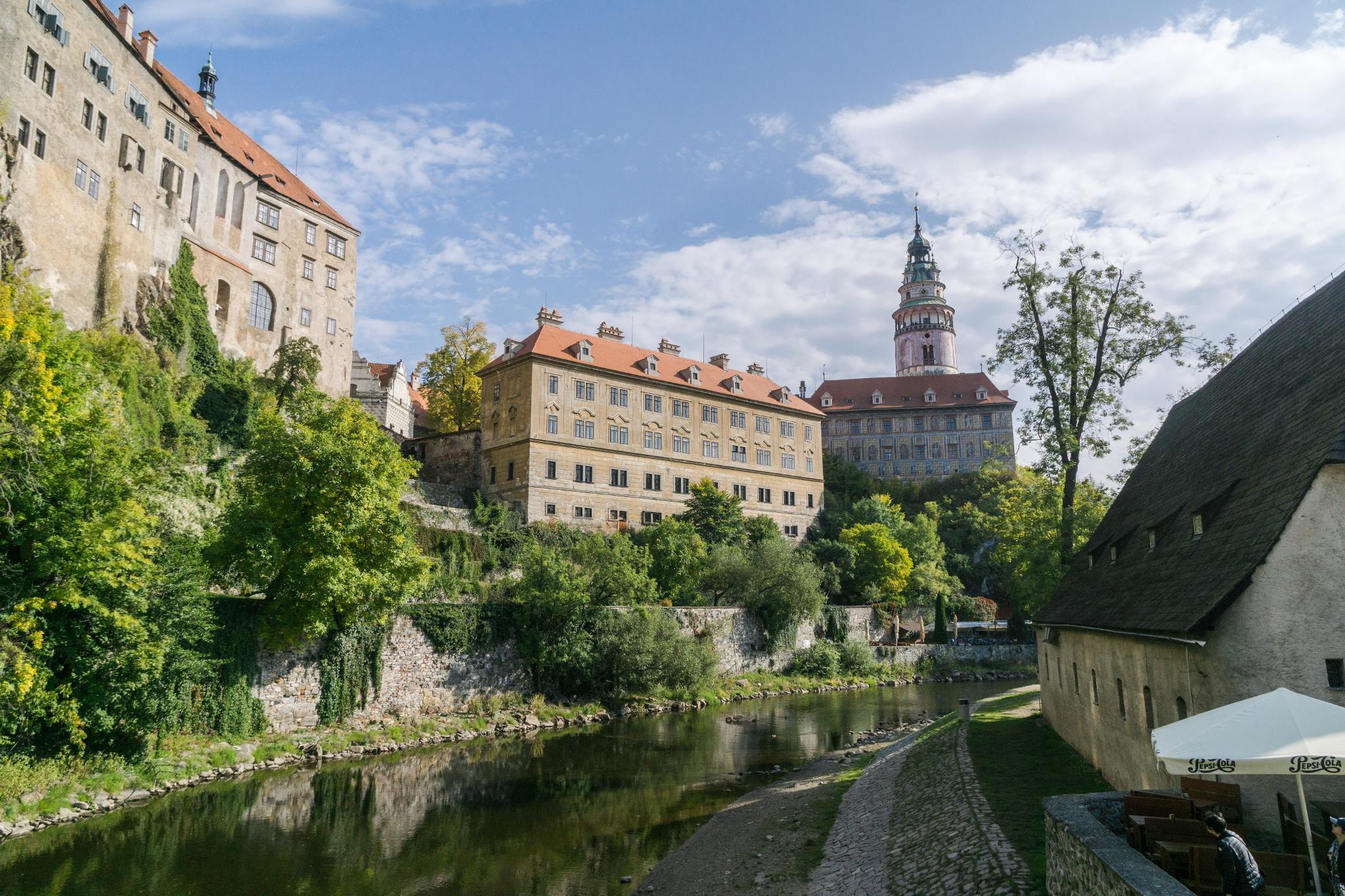 【捷克】Český Krumlov 庫倫諾夫 — 穿梭最美的中世紀童話小鎮 47