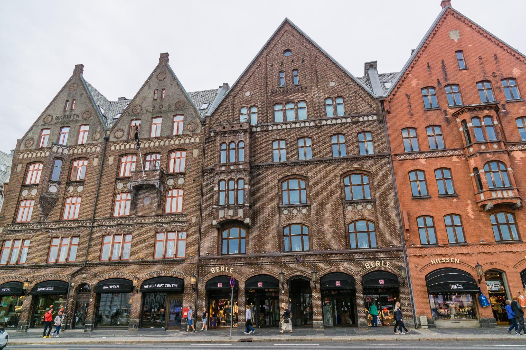 【卑爾根】童話北歐!卑爾根自由行景點全攻略 136