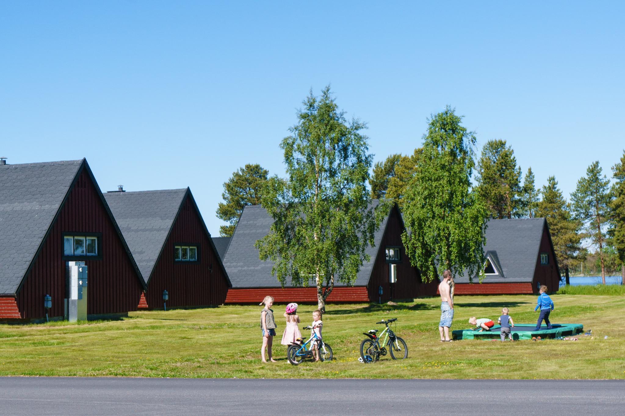 【北歐露營】北極荒野的推薦度假村 — 瑞典阿爾耶普魯格 Kraja 酒店 49