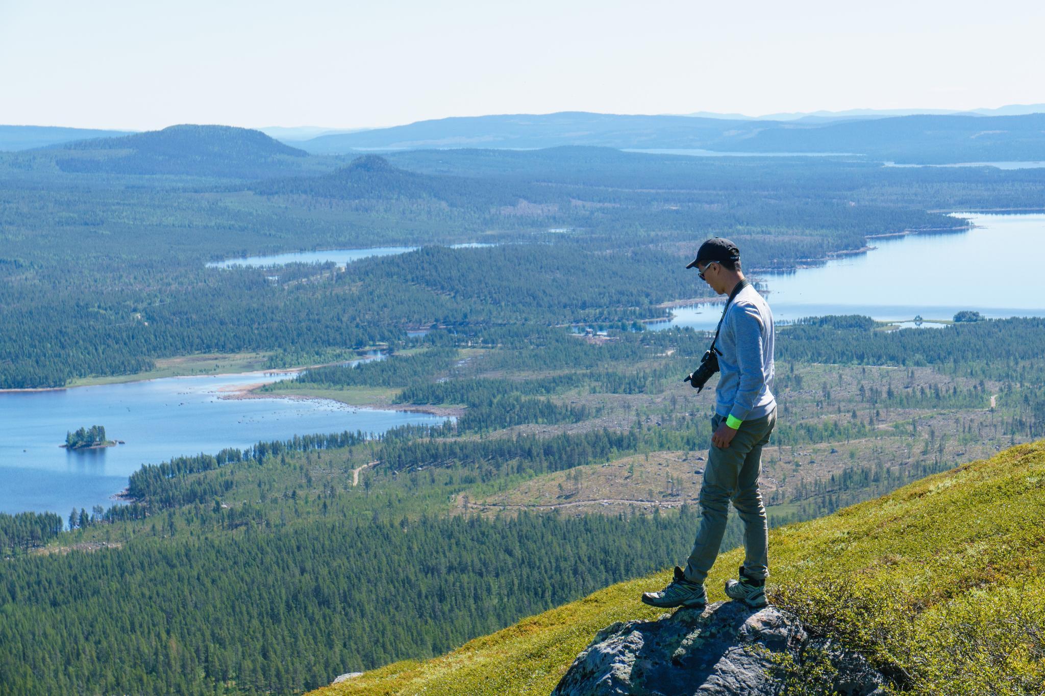 【北歐景點】Arjeplog Galtispuoda:眺望無盡延綿的瑞典極圈荒原 33