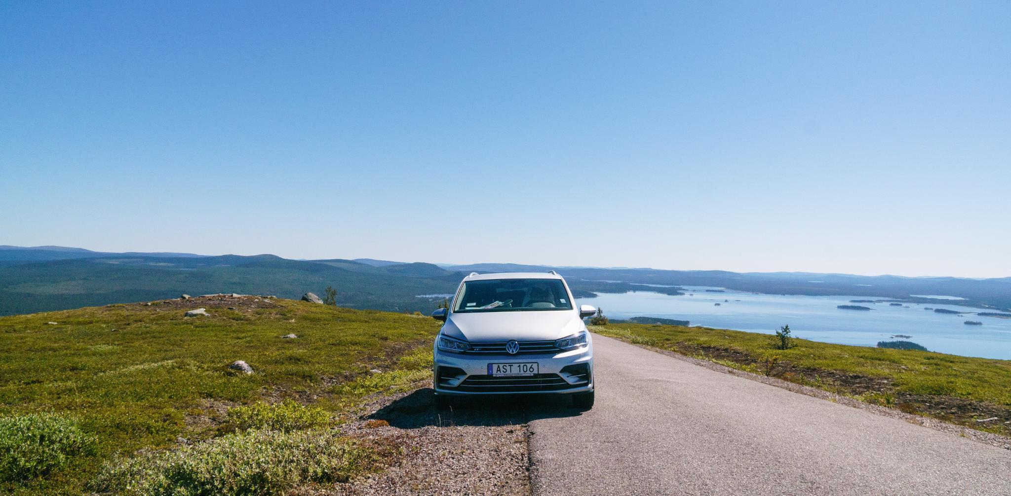 【北歐景點】Arjeplog Galtispuoda:眺望無盡延綿的瑞典極圈荒原 28