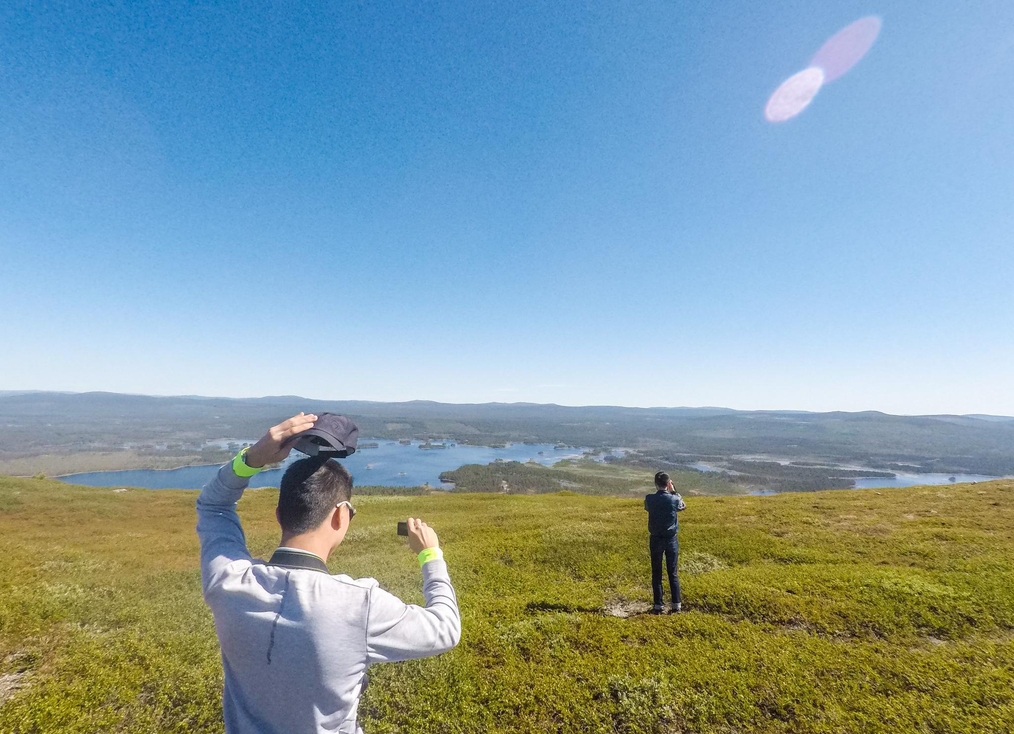 【北歐景點】Arjeplog Galtispuoda:眺望無盡延綿的瑞典極圈荒原 30