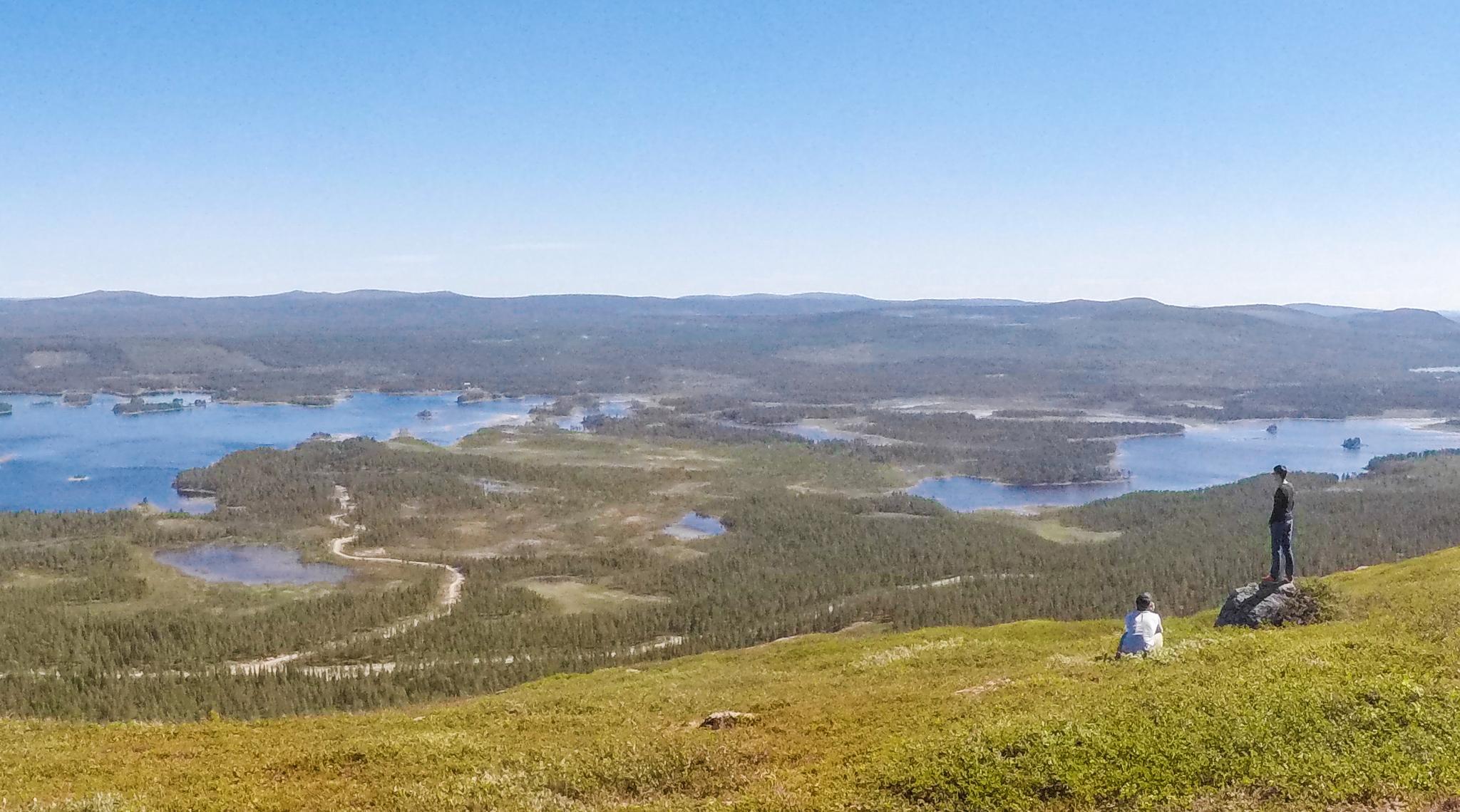 【北歐景點】Arjeplog Galtispuoda:眺望無盡延綿的瑞典極圈荒原 31