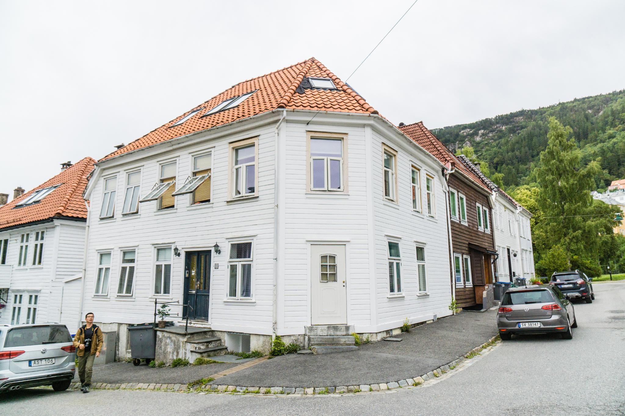 【卑爾根】旅行隨筆:走入卑爾根郊區的尋常百姓家 29