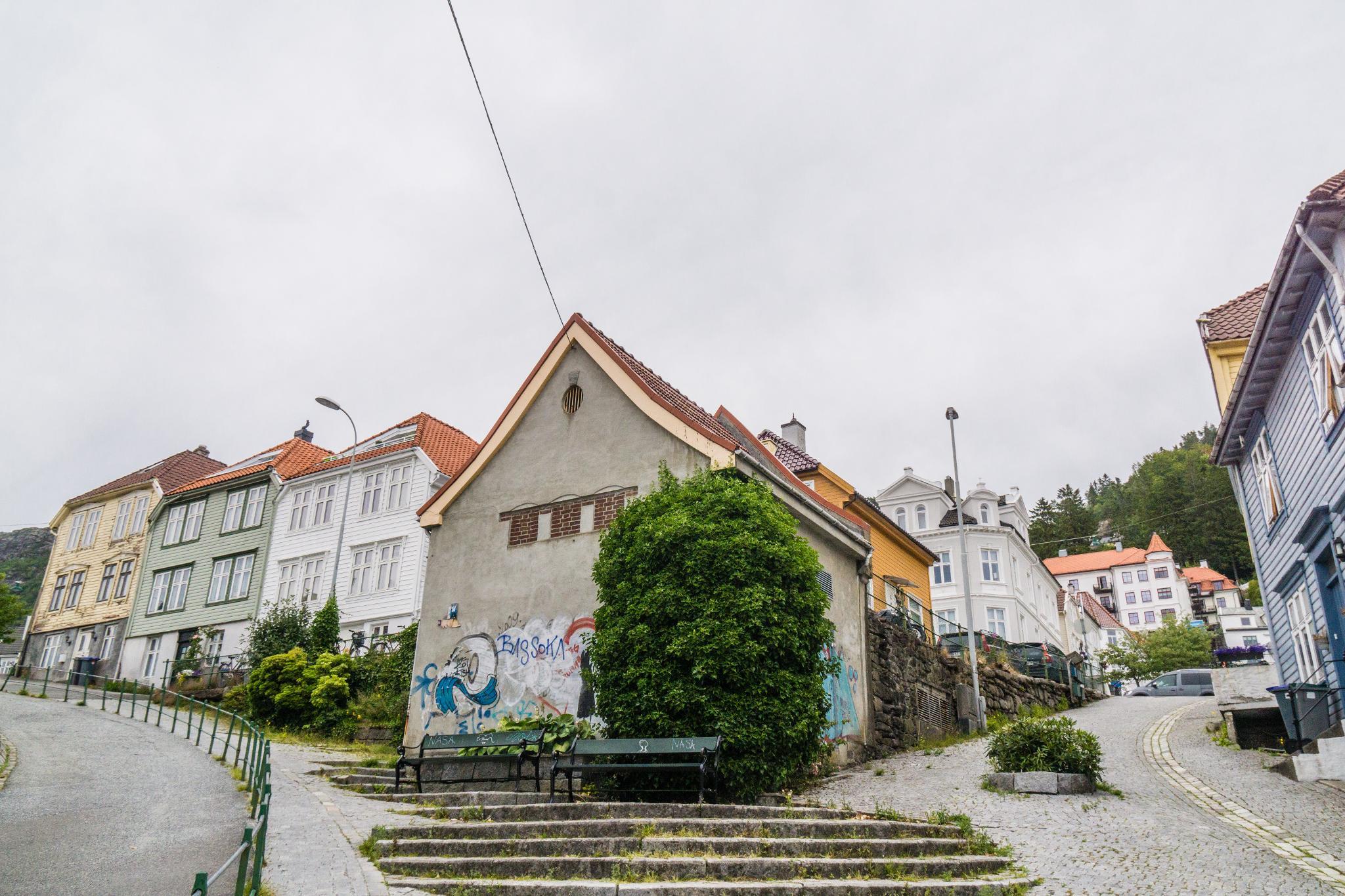 【卑爾根】旅行隨筆:走入卑爾根郊區的尋常百姓家 31