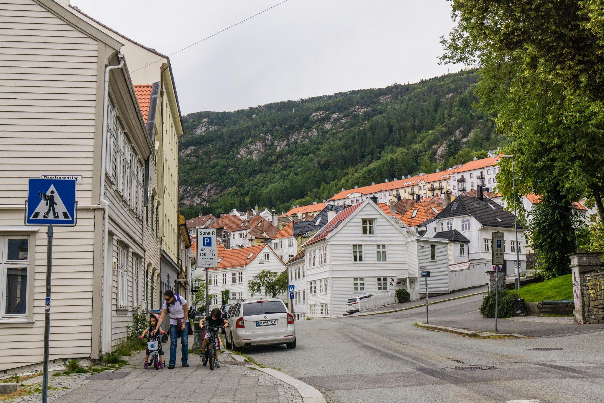 【卑爾根】旅行隨筆:走入卑爾根郊區的尋常百姓家 32