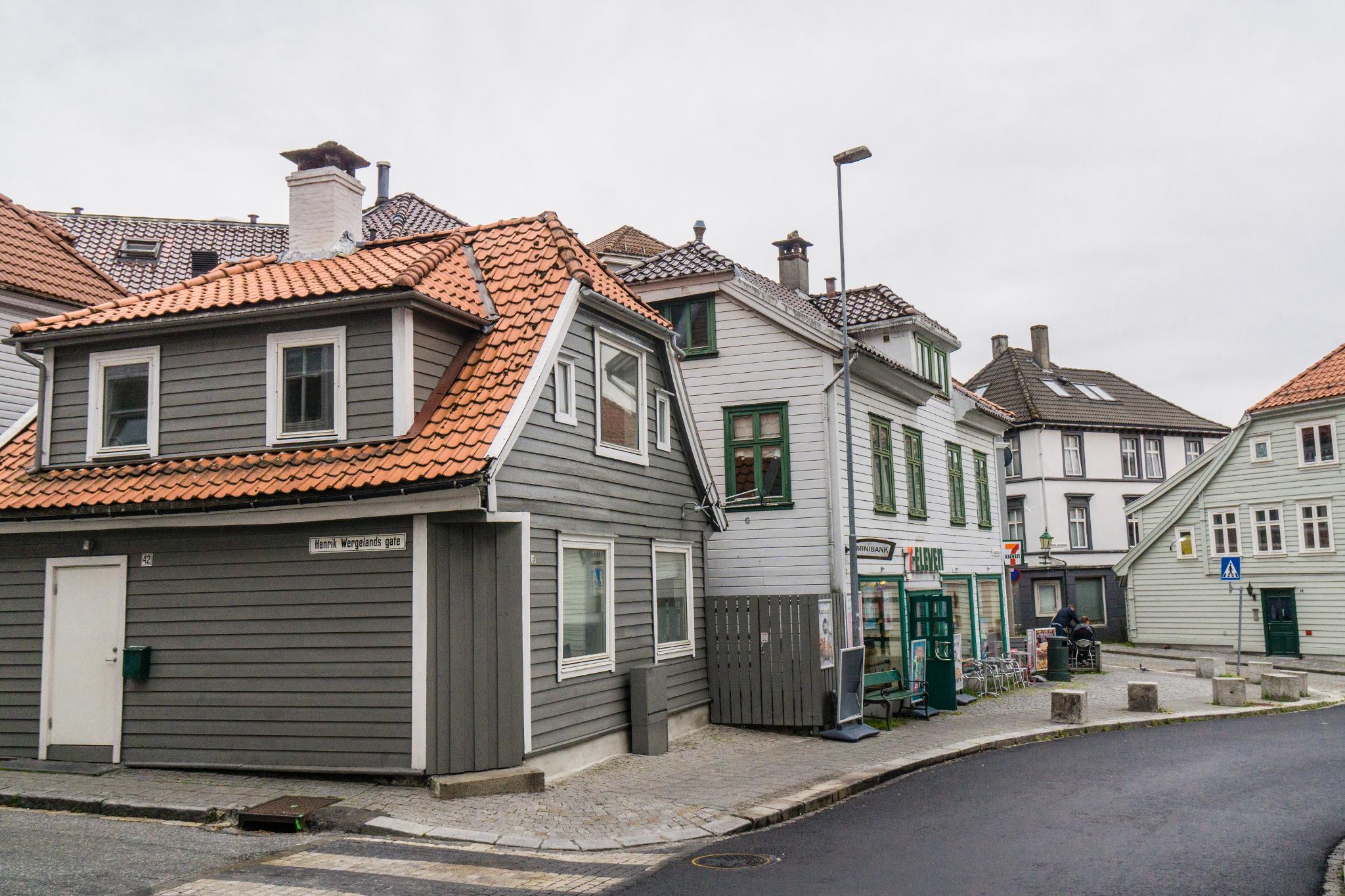 【卑爾根】旅行隨筆:走入卑爾根郊區的尋常百姓家 33
