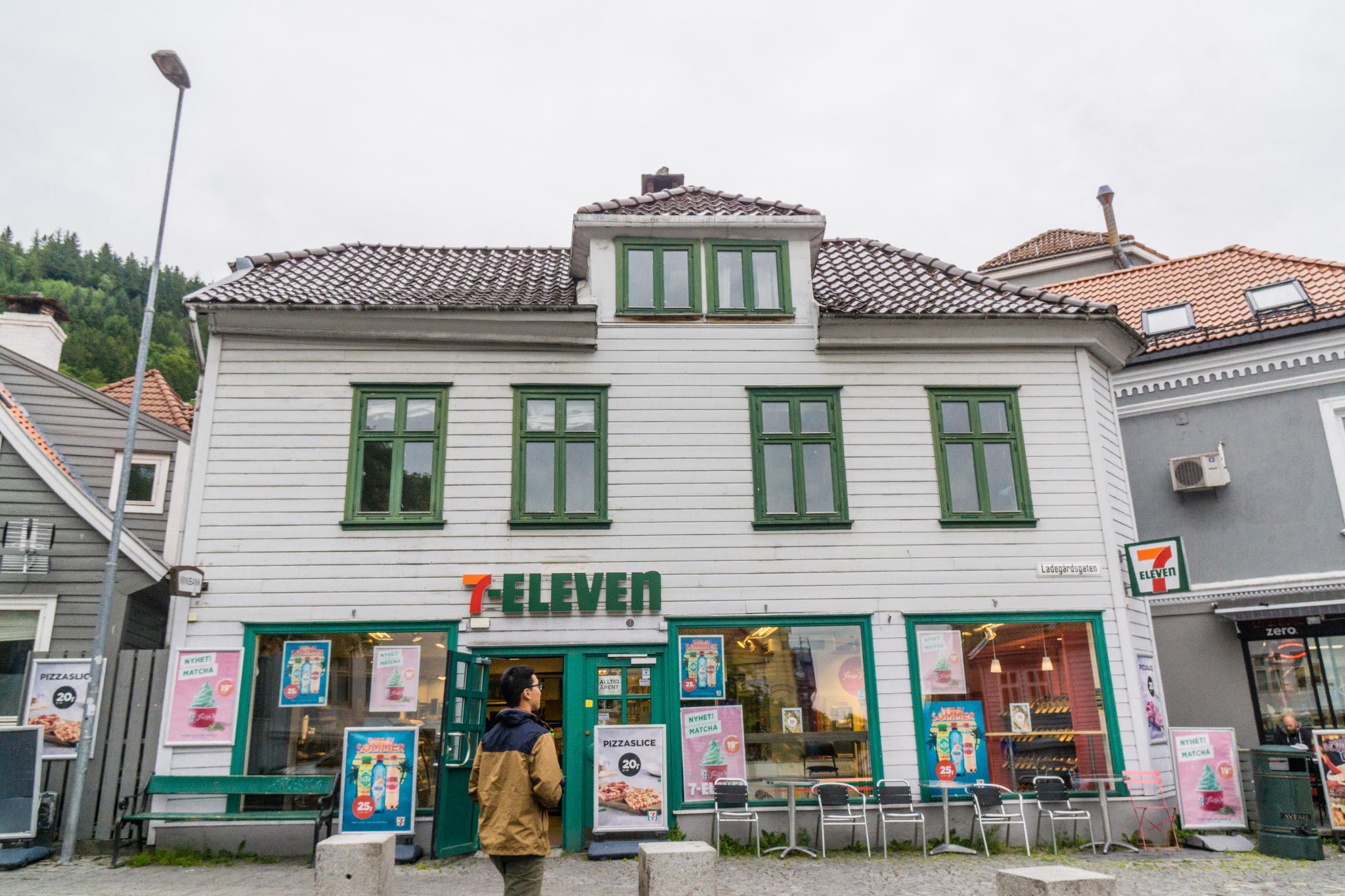 【卑爾根】旅行隨筆:走入卑爾根郊區的尋常百姓家 34