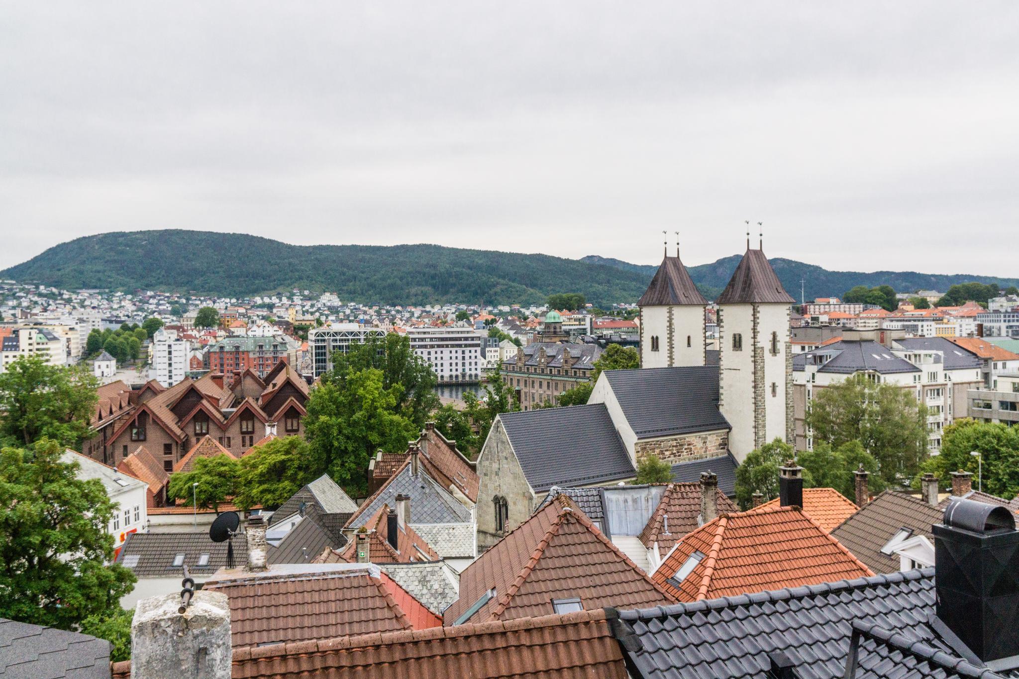 【卑爾根】旅行隨筆:走入卑爾根郊區的尋常百姓家 37