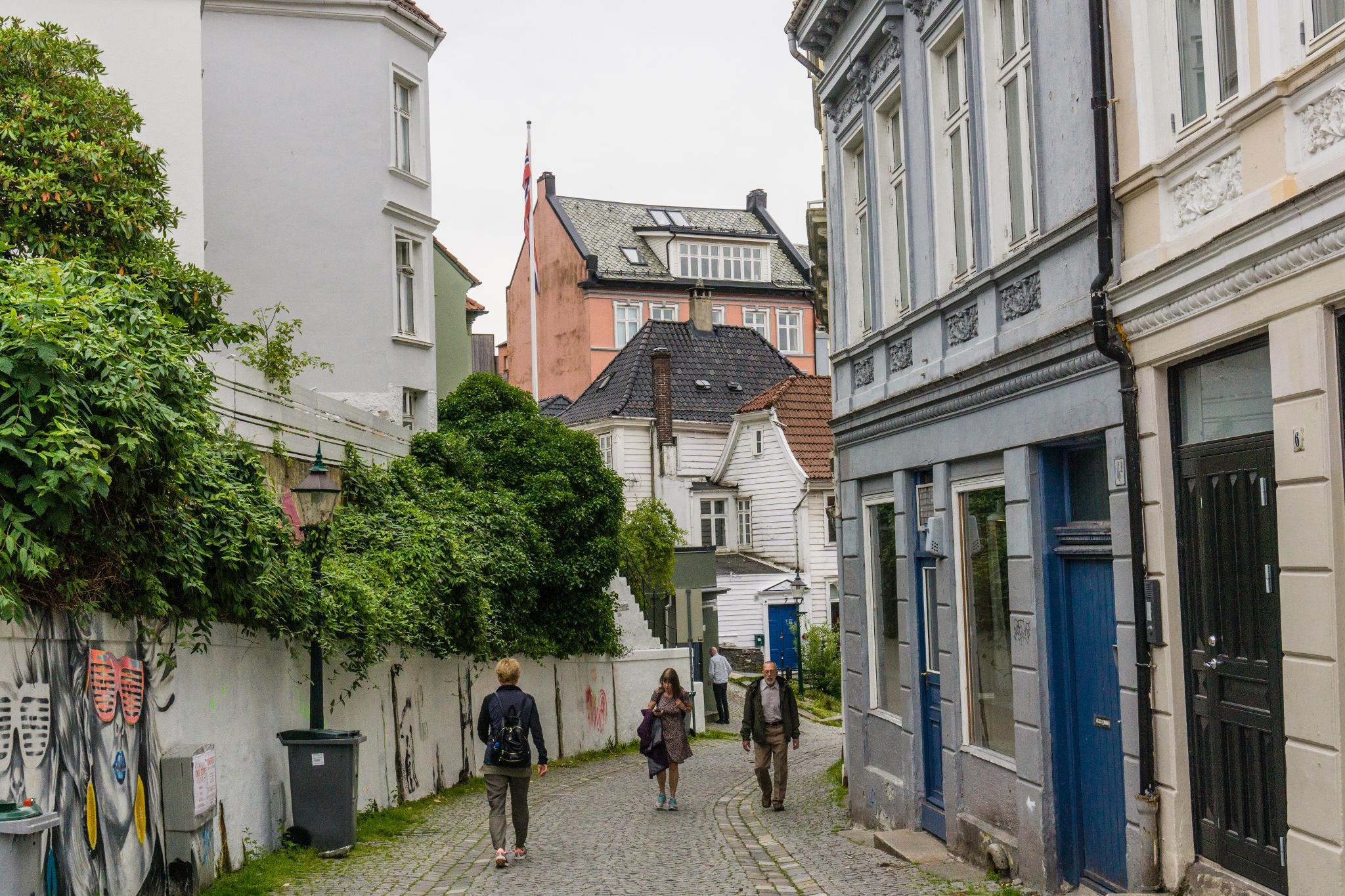 【卑爾根】旅行隨筆:走入卑爾根郊區的尋常百姓家 38