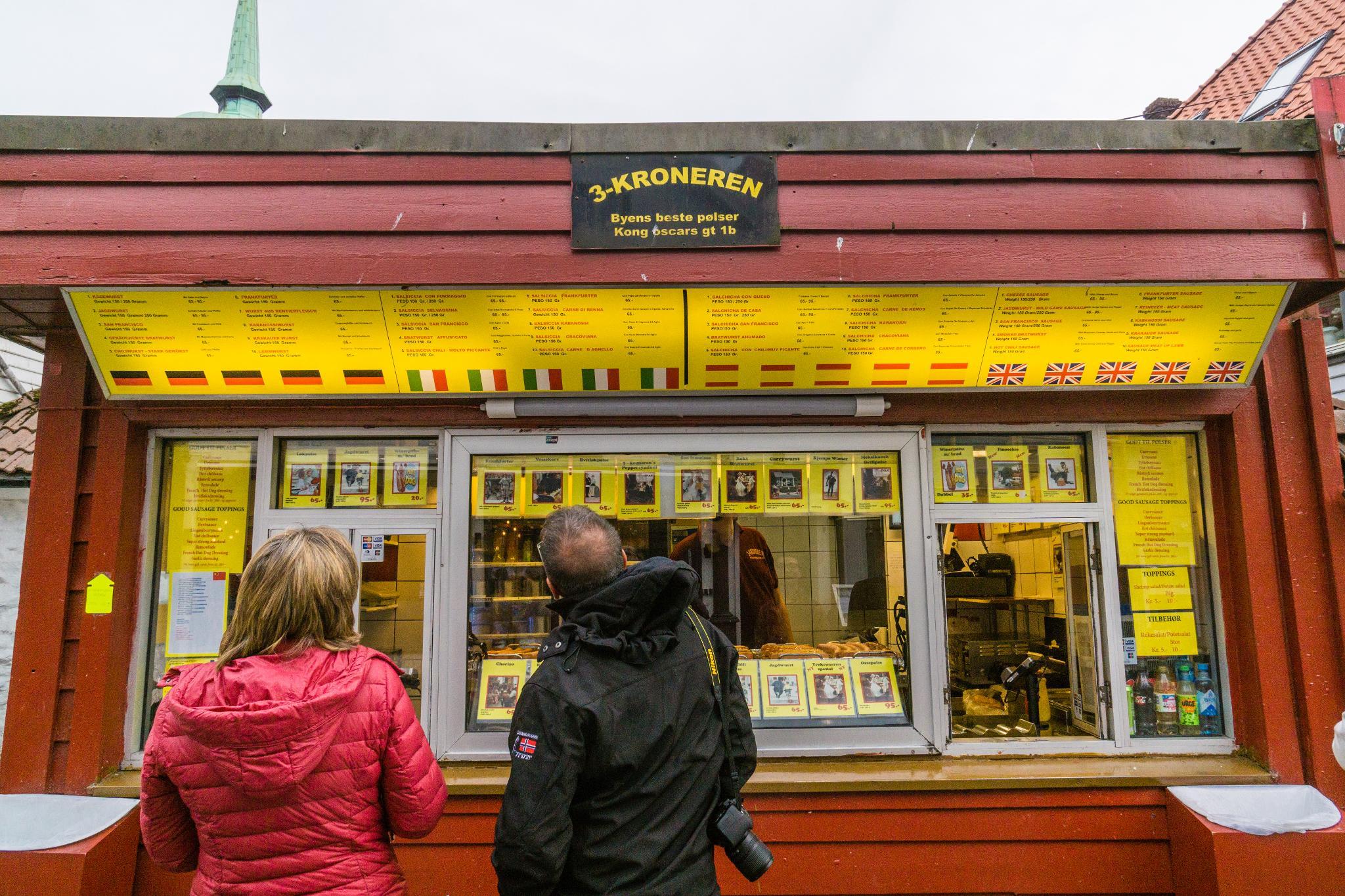 【卑爾根】食在挪威~港都卑爾根的美食地圖 4