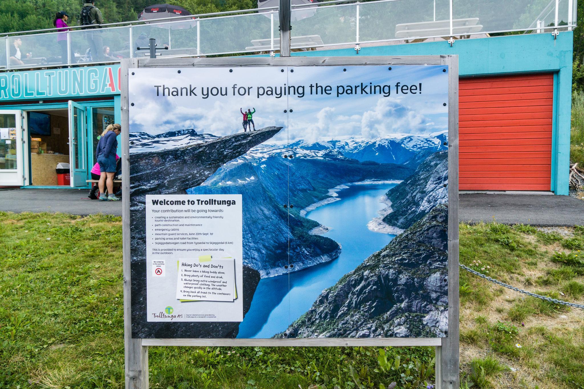 【北歐景點】挪威惡魔之舌 Trolltunga — 28公里健行挑戰全攻略 176