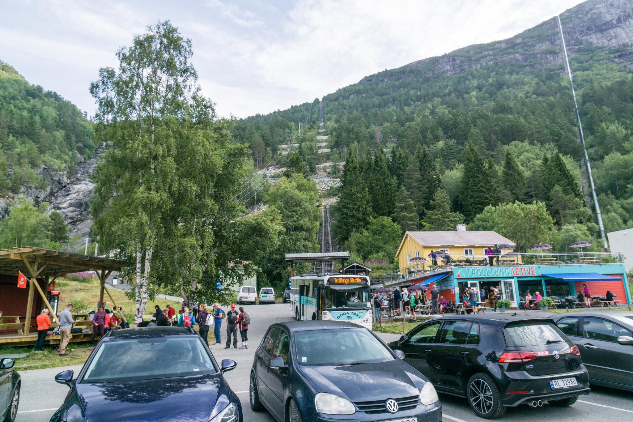 【北歐景點】挪威惡魔之舌 Trolltunga — 28公里健行挑戰全攻略 173