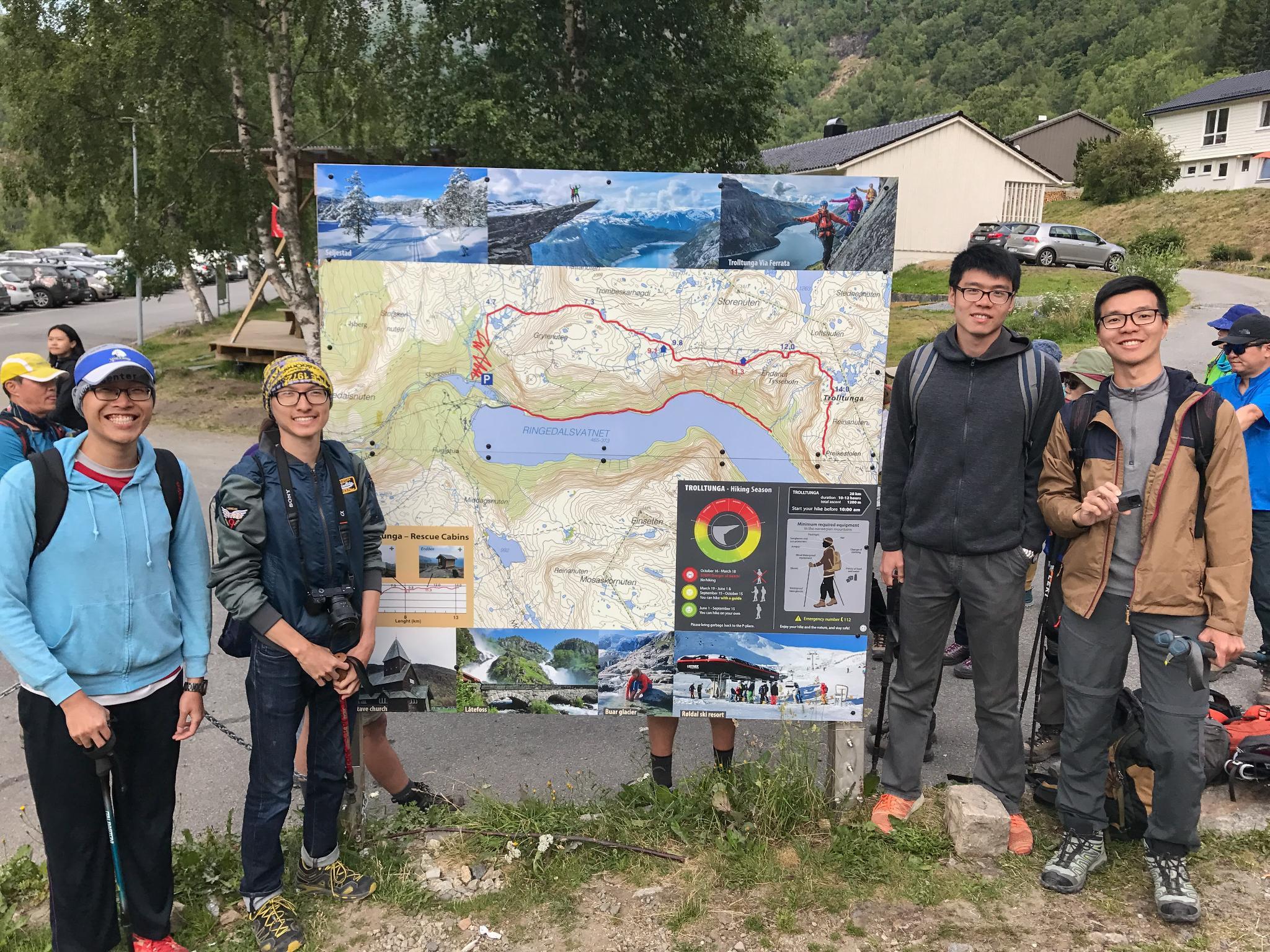 【北歐景點】挪威惡魔之舌 Trolltunga — 28公里健行挑戰全攻略 178