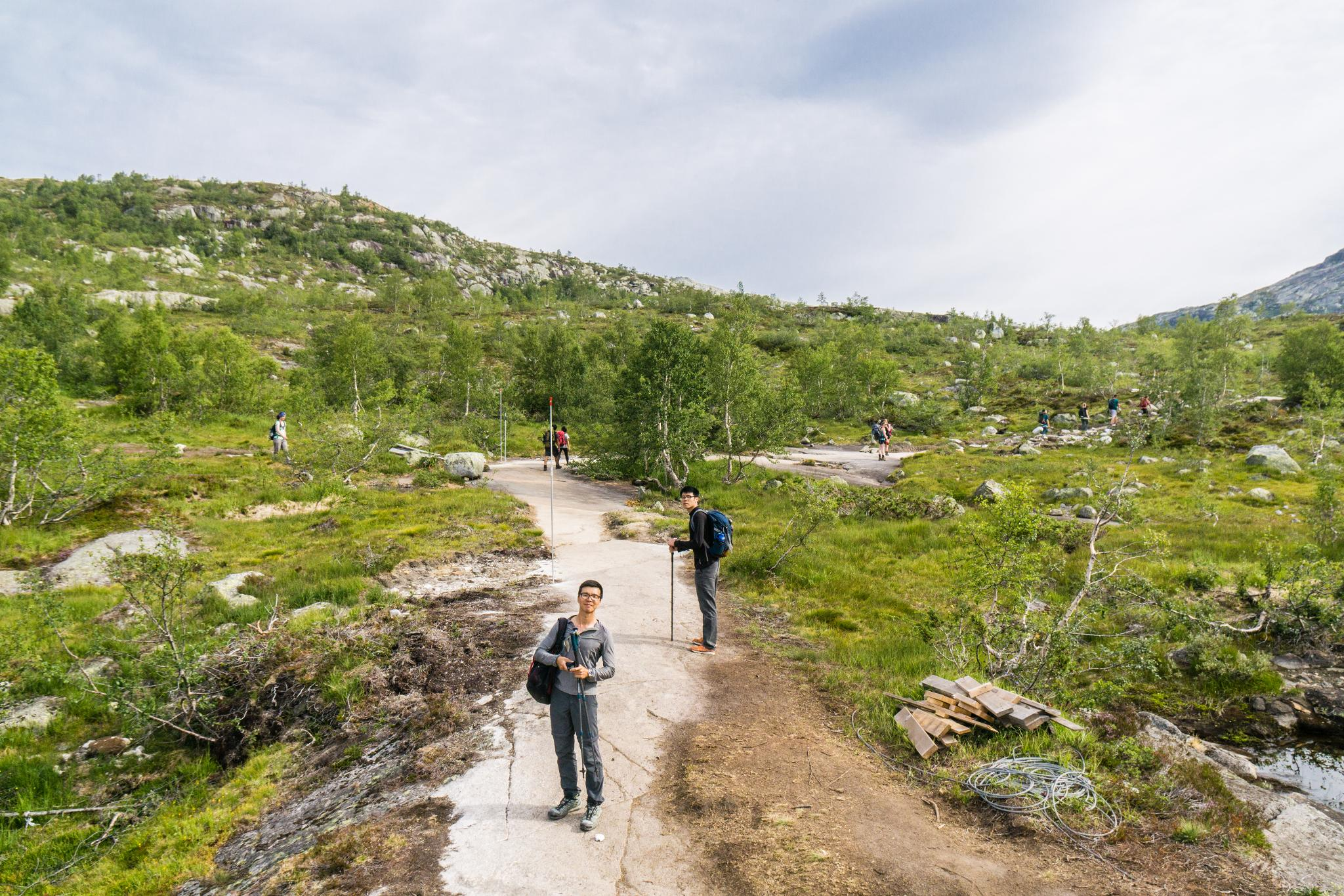 【北歐景點】挪威惡魔之舌 Trolltunga — 28公里健行挑戰全攻略 184