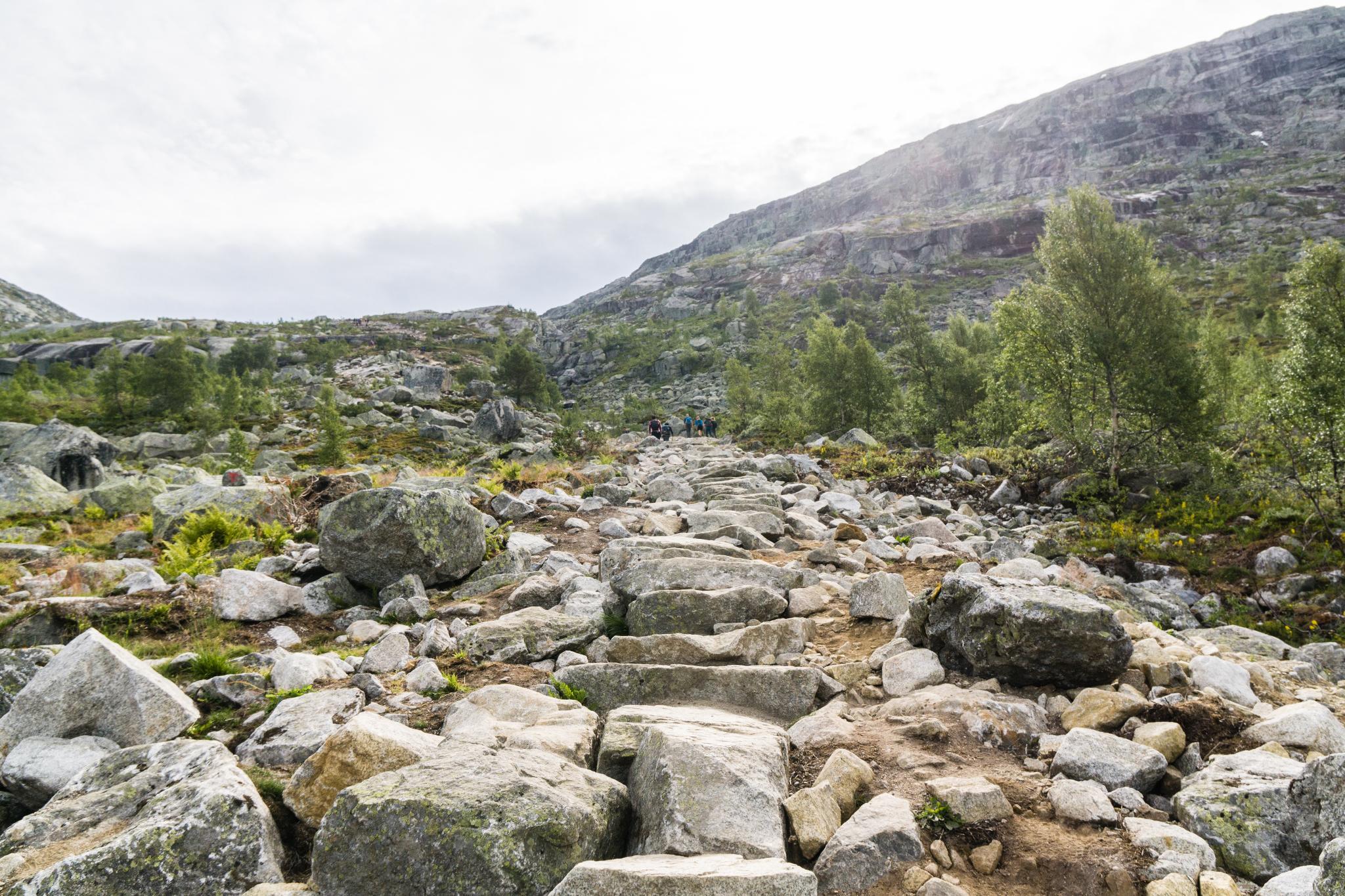 【北歐景點】挪威惡魔之舌 Trolltunga — 28公里健行挑戰全攻略 190
