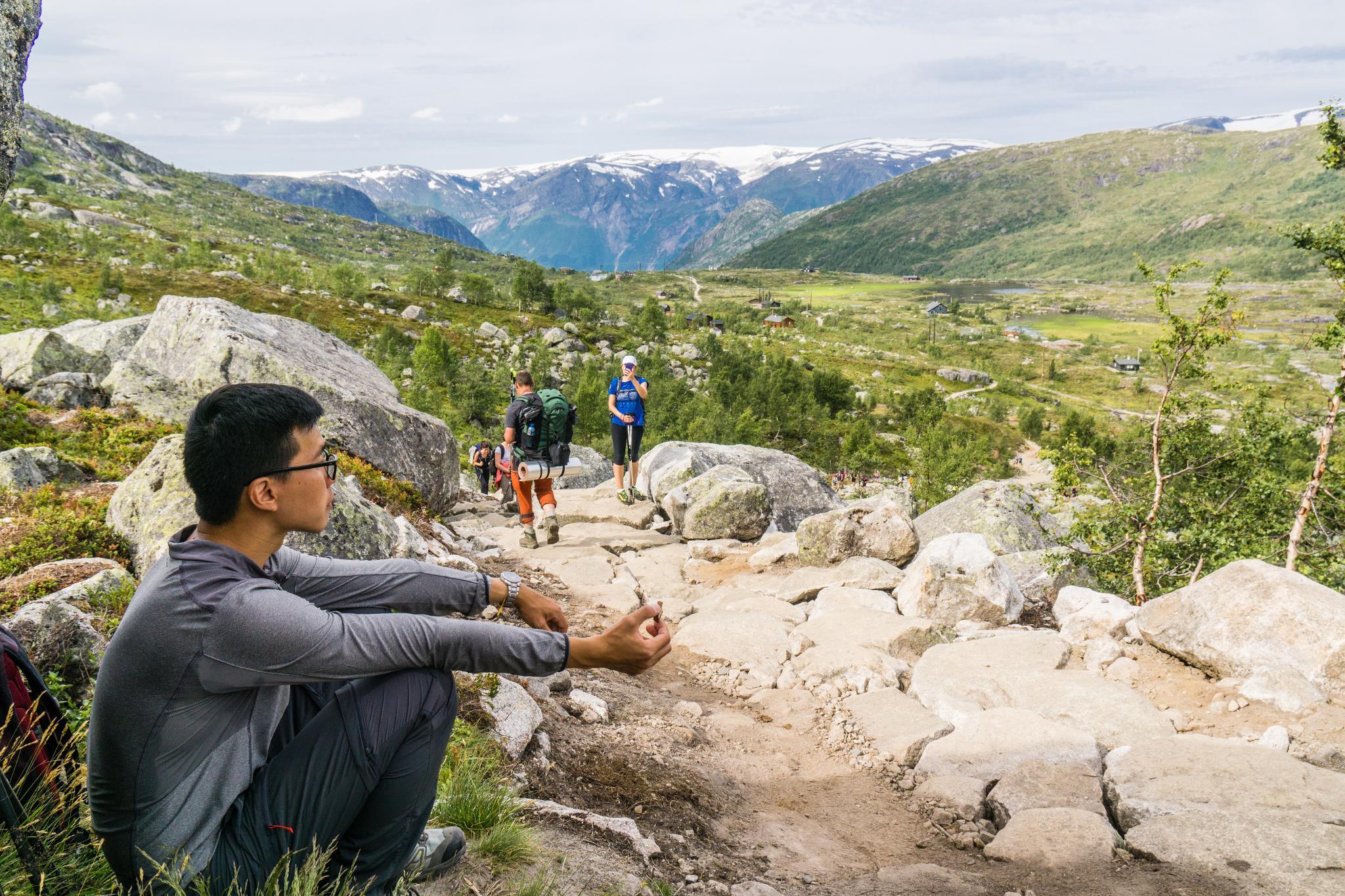 【北歐景點】挪威惡魔之舌 Trolltunga — 28公里健行挑戰全攻略 191