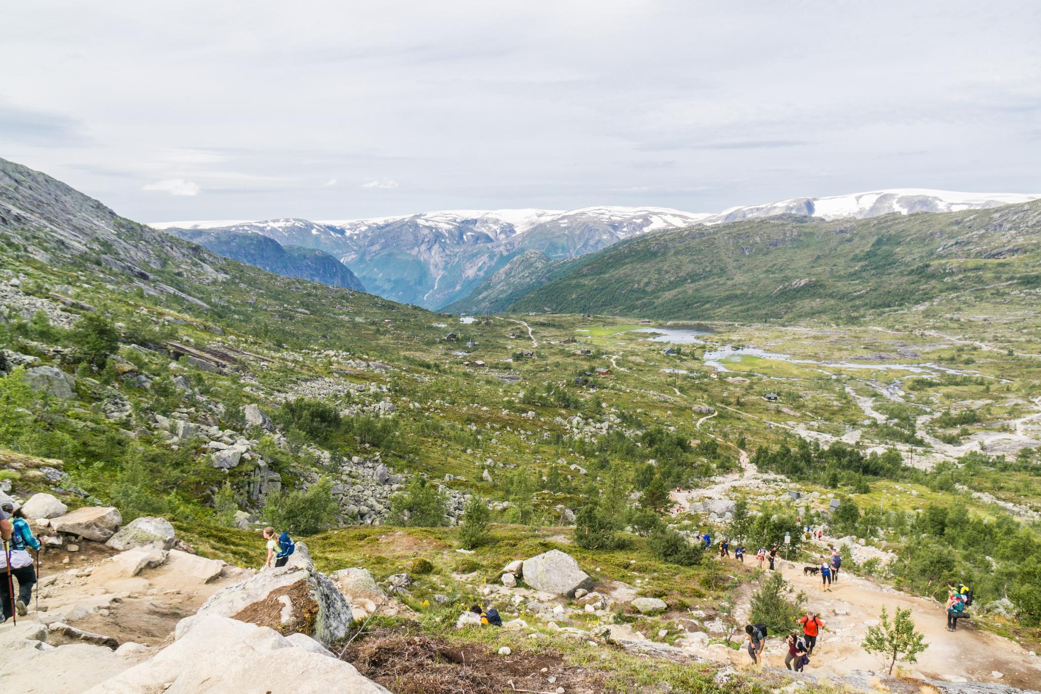 【北歐景點】挪威惡魔之舌 Trolltunga — 28公里健行挑戰全攻略 192
