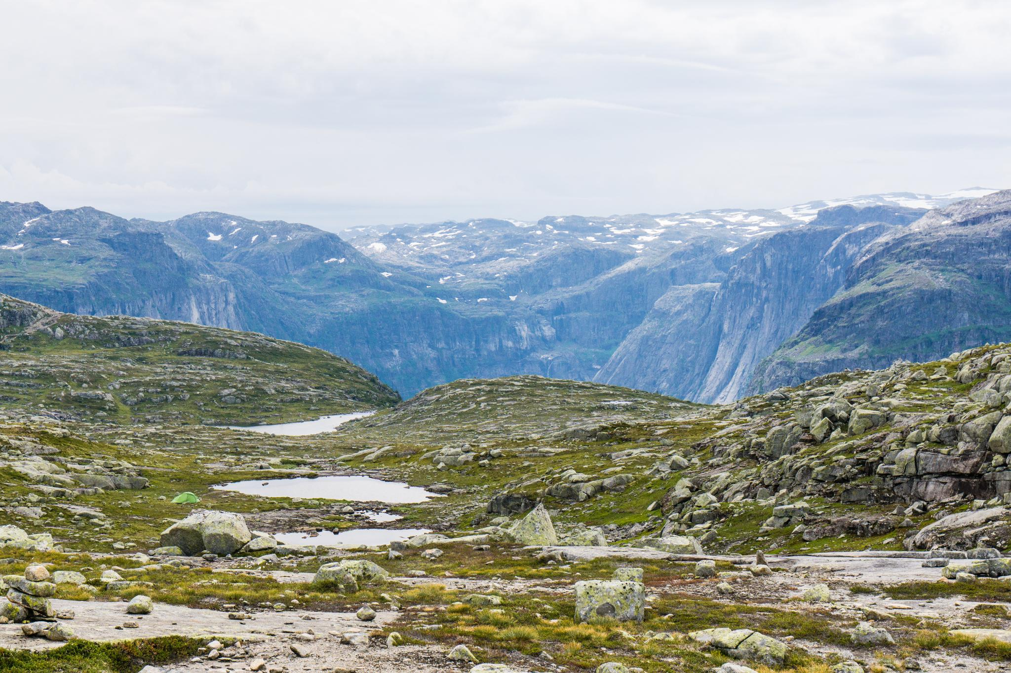 【北歐景點】挪威惡魔之舌 Trolltunga — 28公里健行挑戰全攻略 195