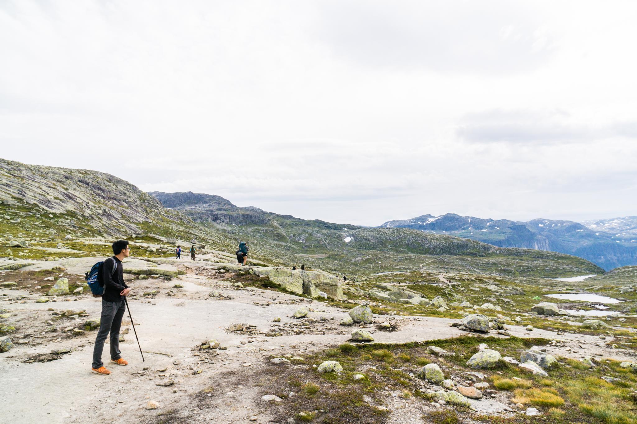 【北歐景點】挪威惡魔之舌 Trolltunga — 28公里健行挑戰全攻略 196