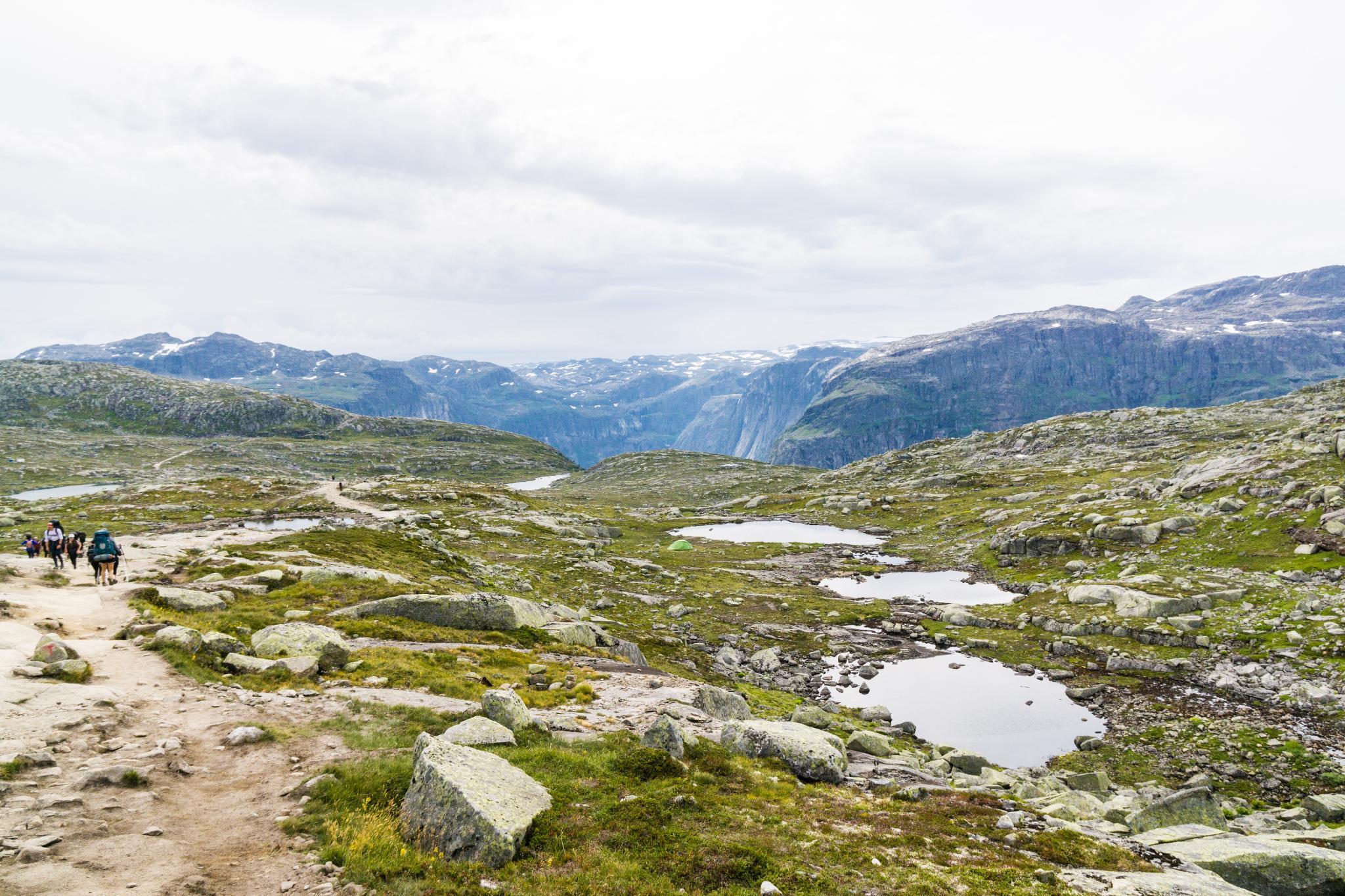 【北歐景點】挪威惡魔之舌 Trolltunga — 28公里健行挑戰全攻略 197