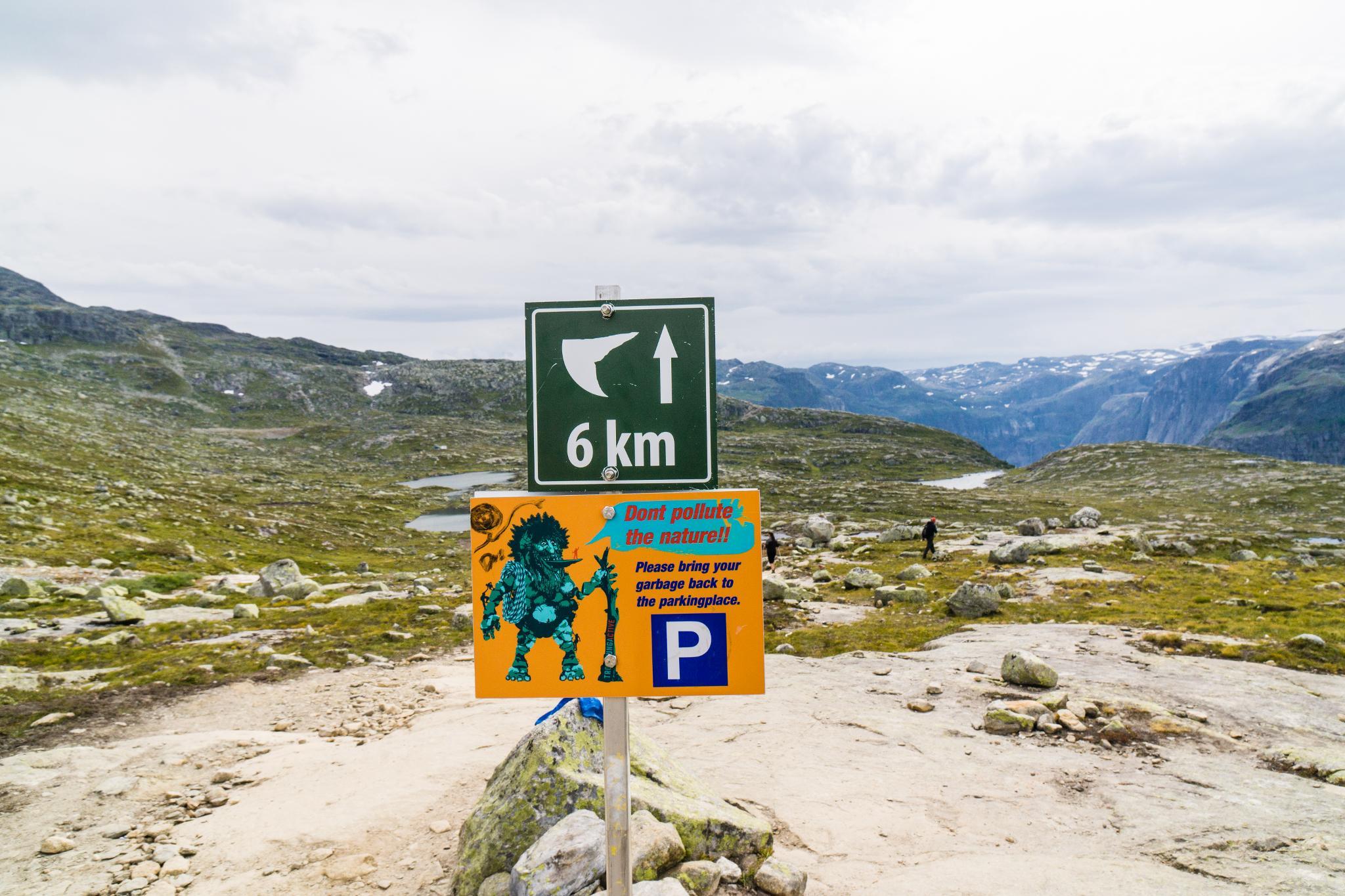 【北歐景點】挪威惡魔之舌 Trolltunga — 28公里健行挑戰全攻略 198