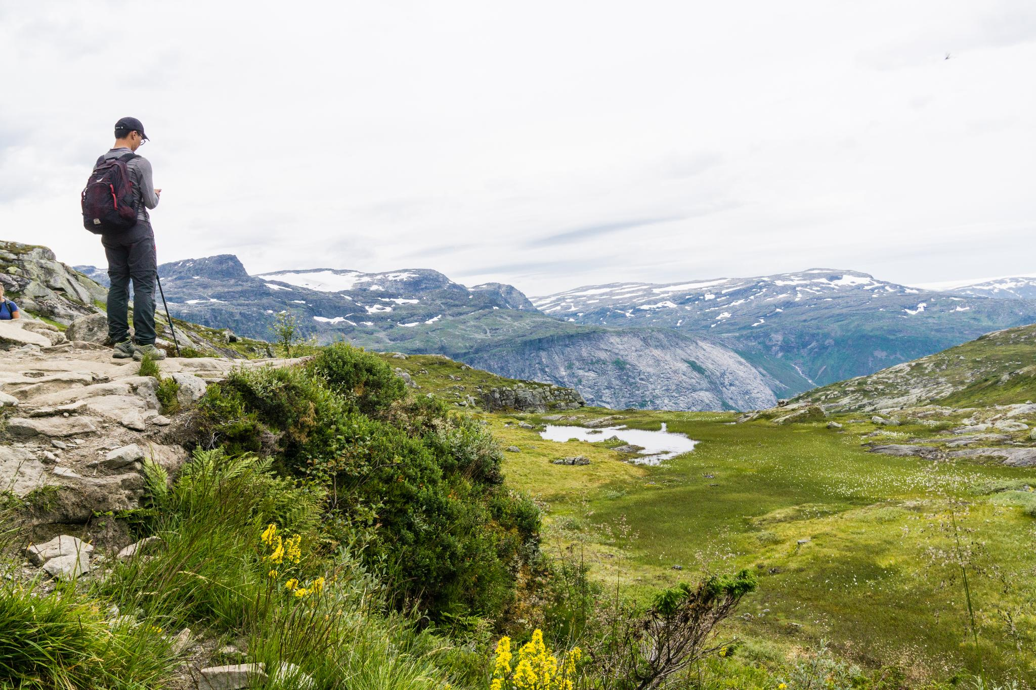 【北歐景點】挪威惡魔之舌 Trolltunga — 28公里健行挑戰全攻略 200