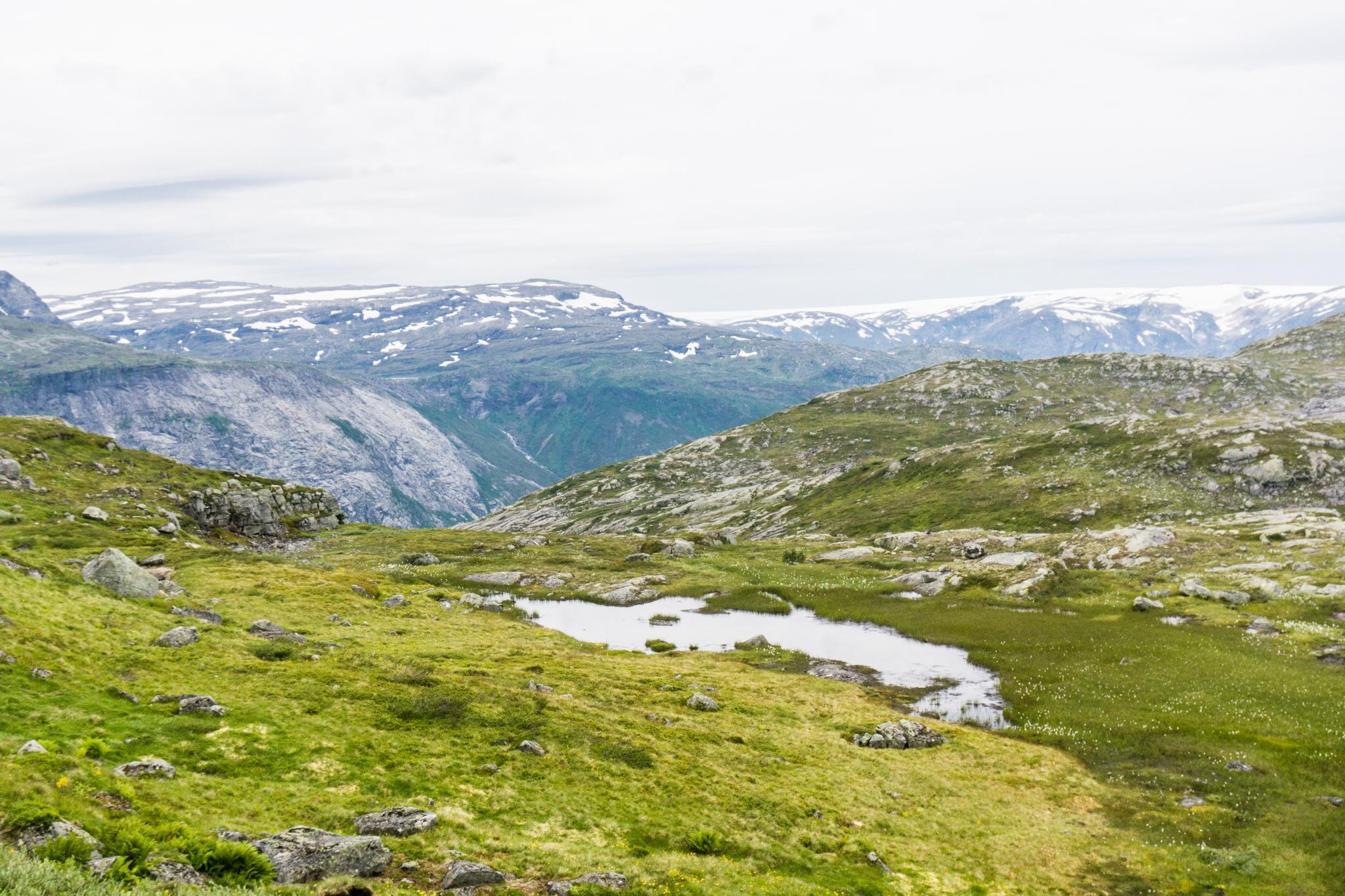 【北歐景點】挪威惡魔之舌 Trolltunga — 28公里健行挑戰全攻略 201