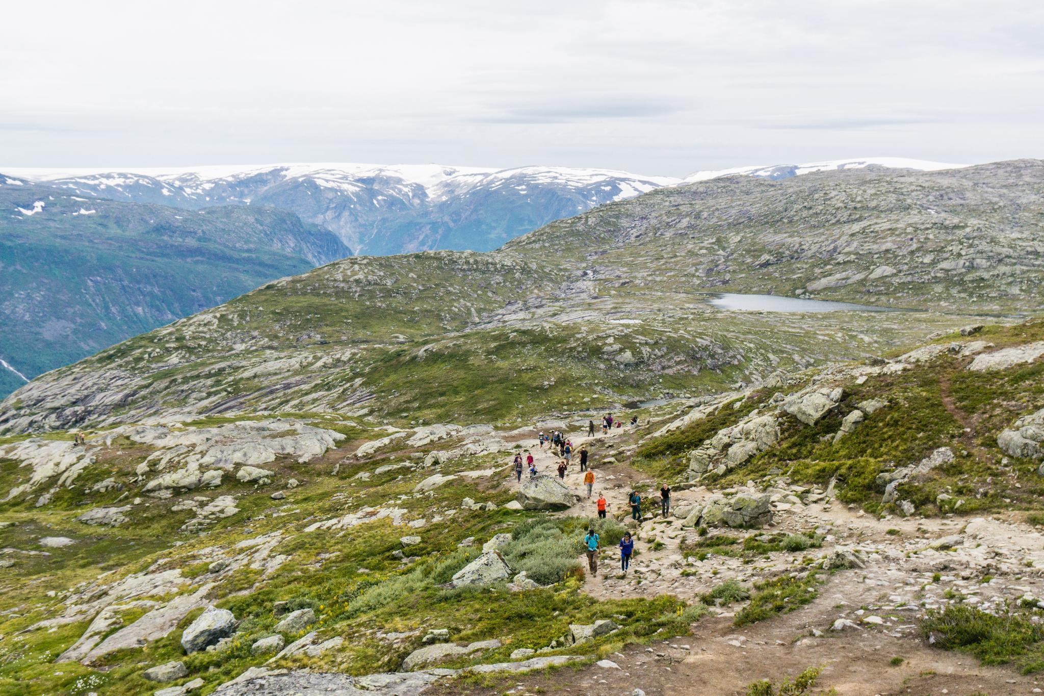 【北歐景點】挪威惡魔之舌 Trolltunga — 28公里健行挑戰全攻略 204